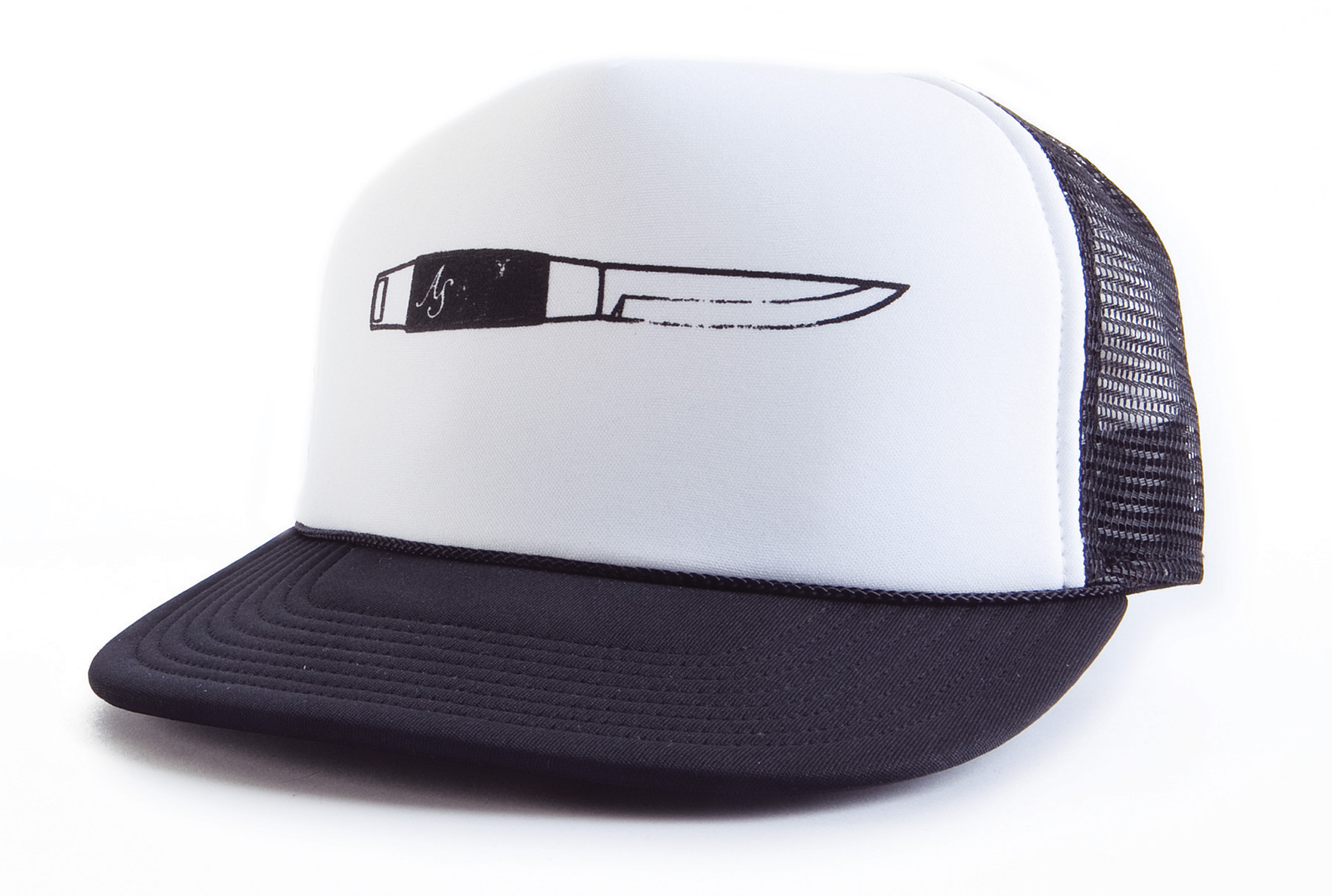 Key Features of the Analog Signatures Cap: Trucker fit Color blocked with signature rider printed artwork centered on front Logo flag label on snap back and printed logo interior taping 100% Polyester Sizes: OSFA - $13.95