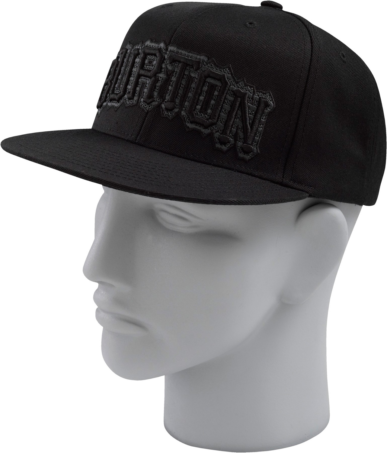 Snowboard Up your street cred and your snowboarding cred with this Burton Bato Cap. The Flat Bill style hat features Word Mark Embroidery and an acrylic and wool blended material for added comfort and durability. With a Snap Back design and large Burton lettering on the front, this baseball cap is perfect for class, ball games and just chillin' with your buddies.* 80% Acrylic, 20% Wool * Snap Back * Word Mark Embroidery * Flat Visor - $15.95
