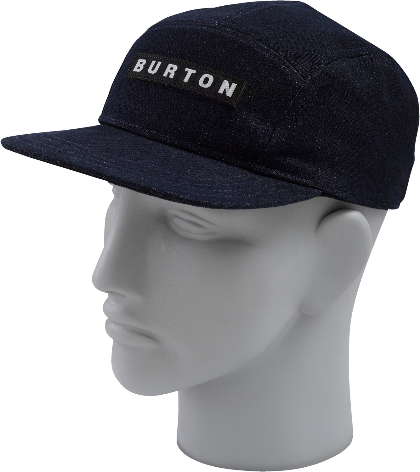 Snowboard Key Features of the Burton Camper Cap:  100% Cotton [Tiger Camo and Quarry Colorways]  50% Wool, 50% Polyester [Weezy Colorway]  Snap Back  Bar Embroidery  Curved Visor - $17.95