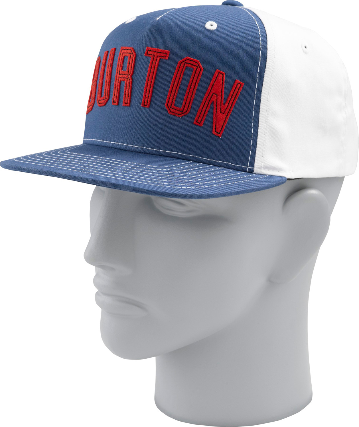 Snowboard Key Features of the Burton Canal Starter Cap: 98% Cotton/2% Spandex Flat Visor - $16.95