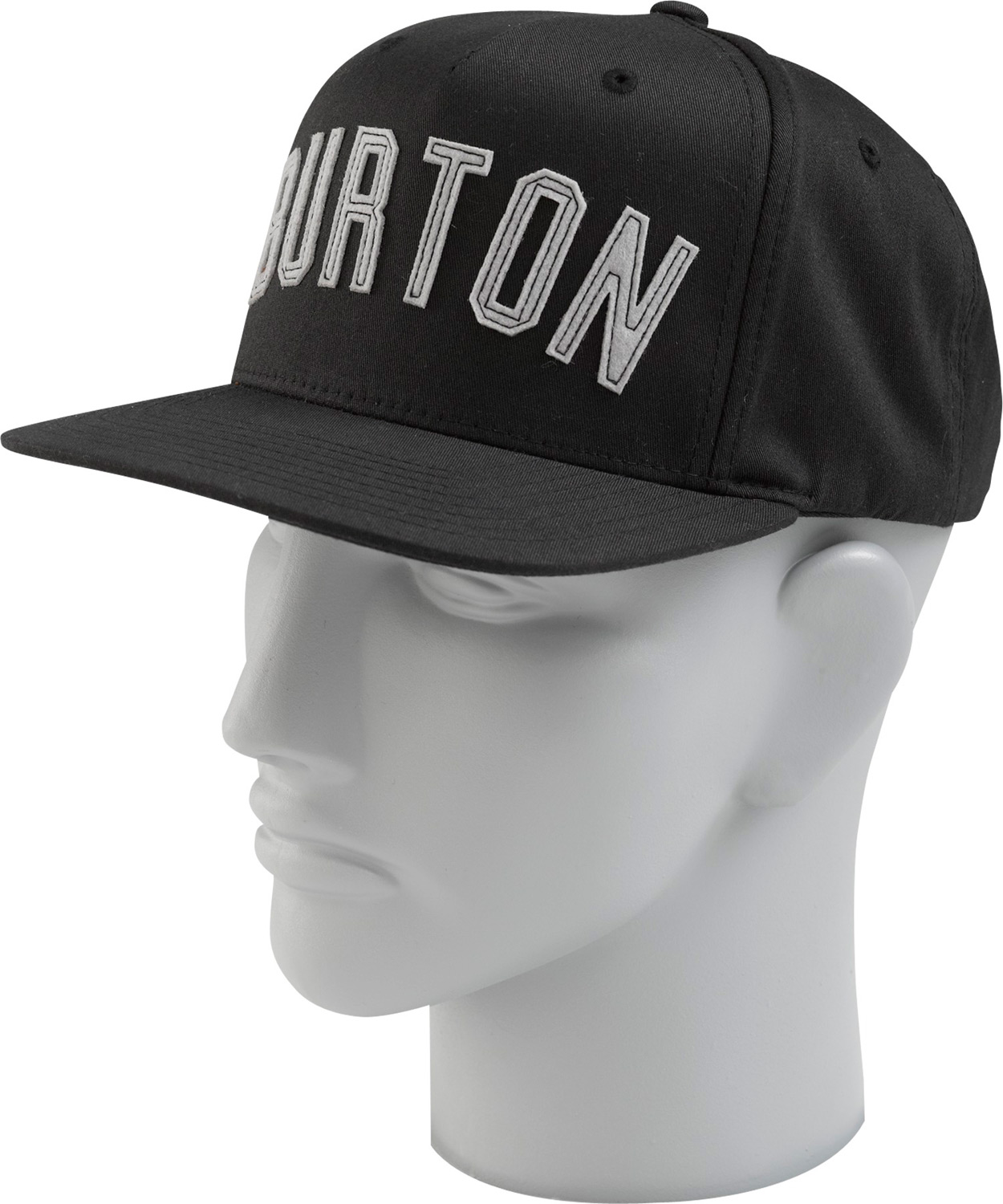 Snowboard Key Features of the Burton Canal Starter Cap: 98% Cotton/2% Spandex Flat Visor - $15.95