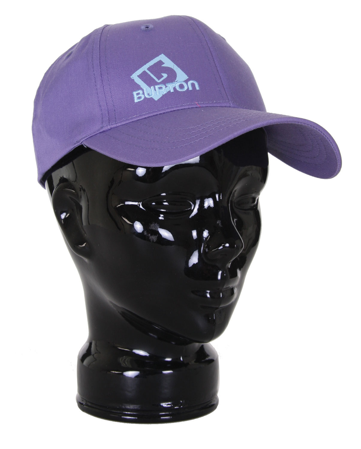 Snowboard The Burton Frathouse Women's Adjustable Hat - 100% Cotton / Embroidered Logo Applique / Adjustable snap button back. - $9.95