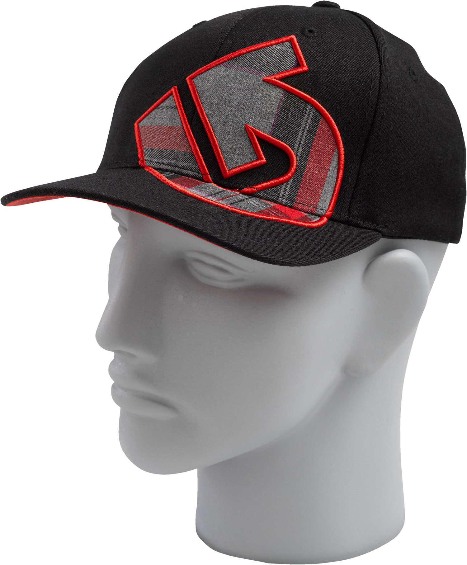 Snowboard Key Features of the Burton Slidestyle Flexfit Cap: 83% Acrylic, 15% Wool, 2% Spandex Fabric Filled Logo with Embroidered Outline X-Fit with Curved Visor - $27.00