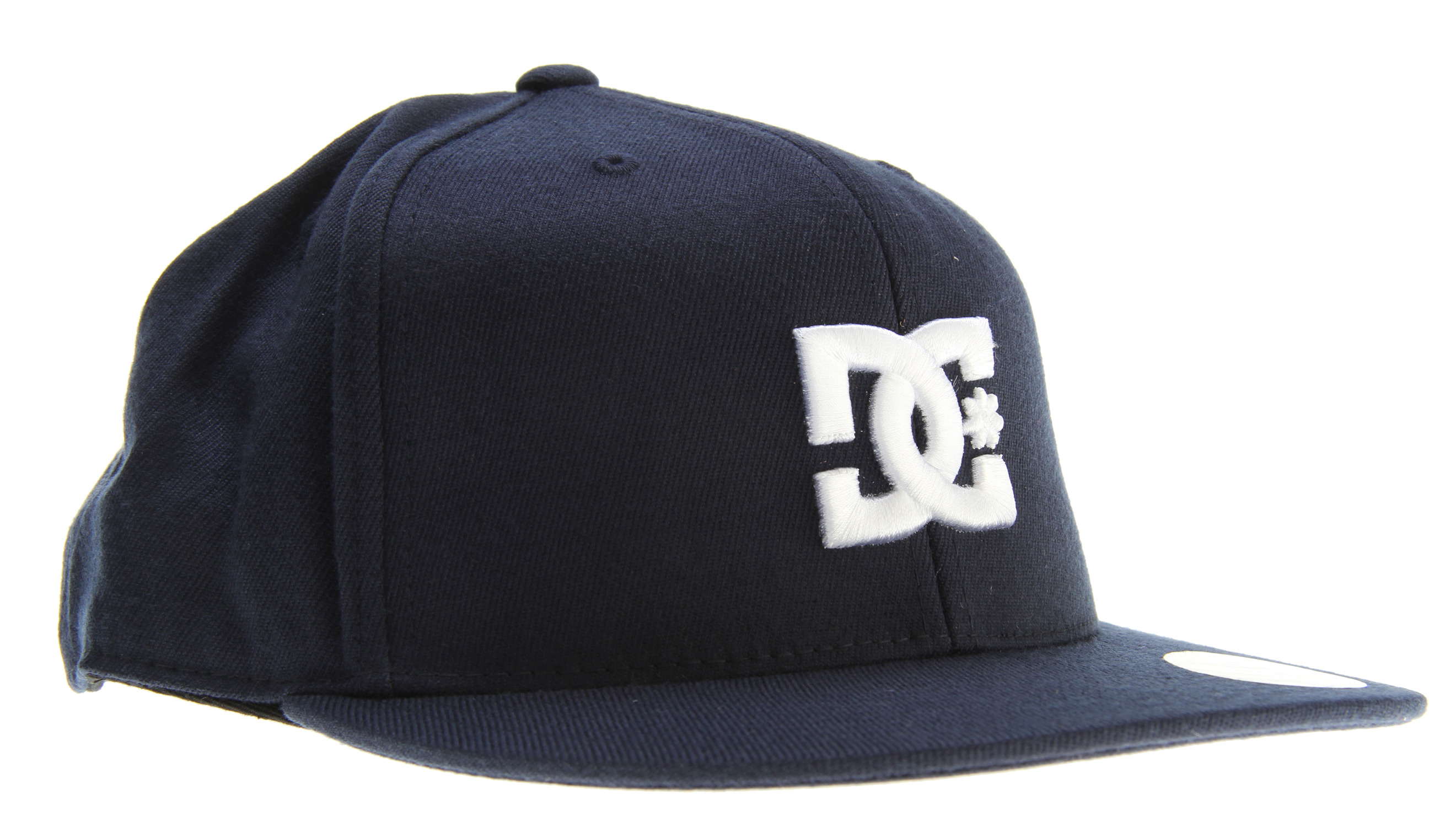 Guns and Military Key Features of the DC Basebro Cap: Wool blend 210 FlexFit 3D logo and small black logo 83% Acrylic 15% Wool 2% Spandex - $19.95