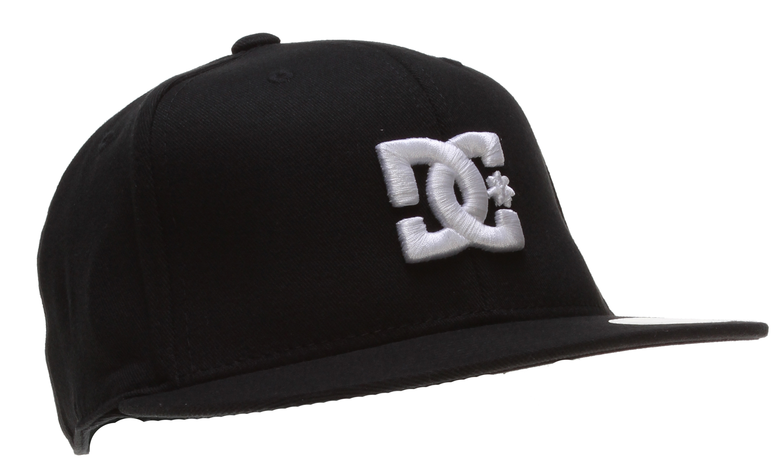 Key Features of the DC Take That Cap: 210 Flex?t with front 3D DC logo embroidery and back logo embroidery. 97% Cotton, 3% Spandex - $28.00