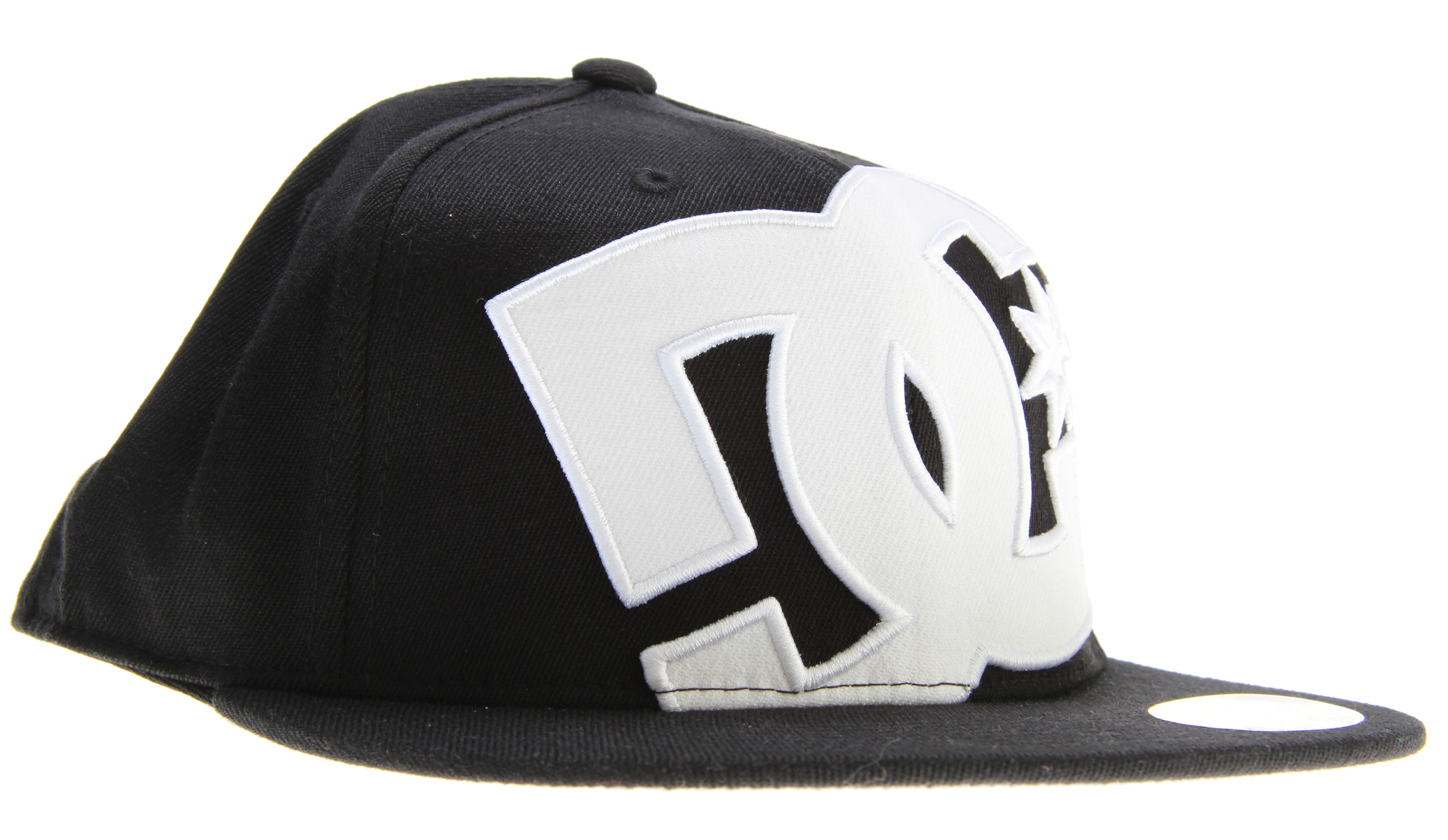 Key Features of the DC Ya Heard 2 Cap: Wool blend 210 FlexFit Contrast logo applique Small back logo 83% Acrylic 15% Wool 2% Spandex - $20.95