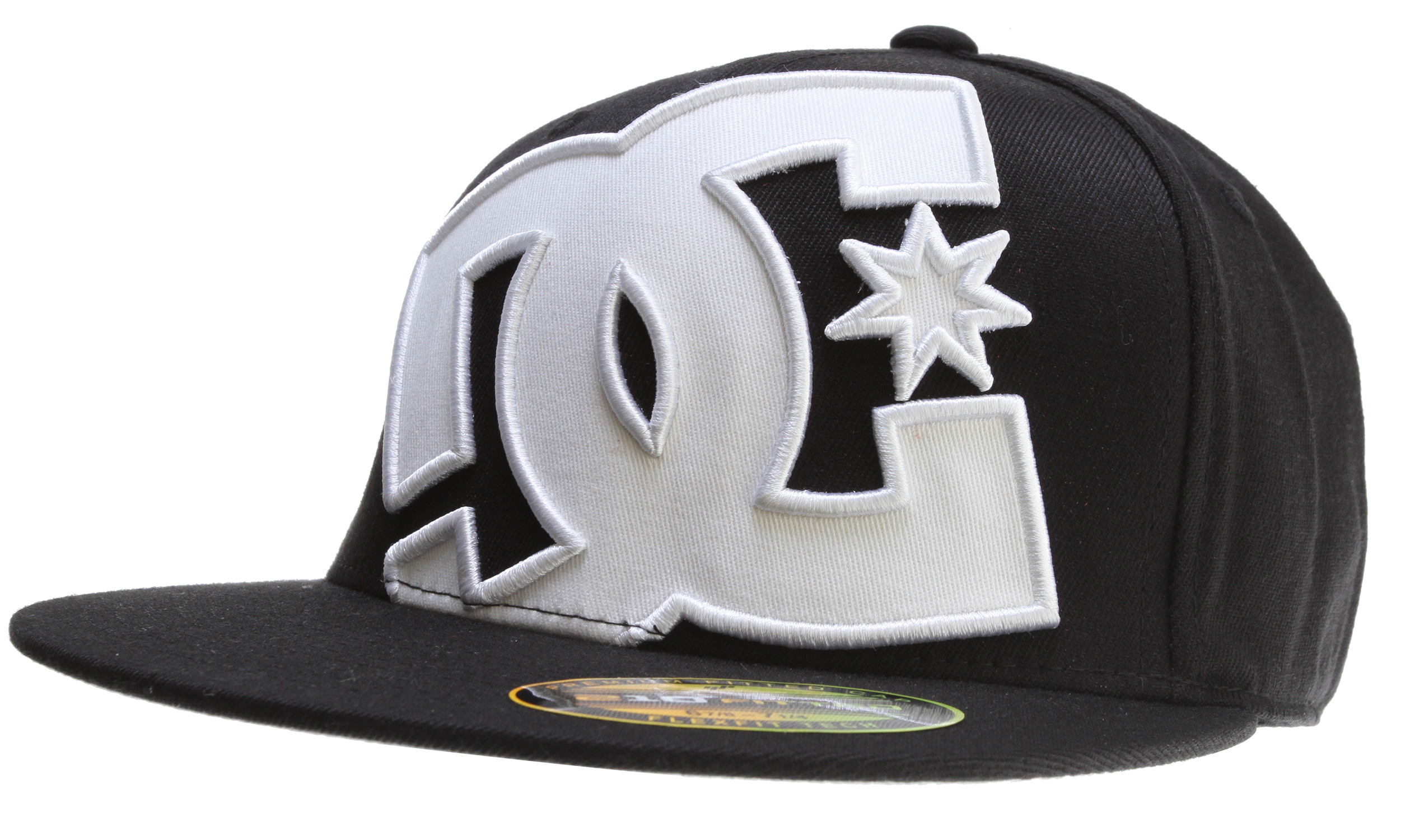 Key Features of the DC Ya Heard Cap: 210 Flexfit 83% Acrylic/15% Wool/2% Spandex Wool blend 210 Flexfit with large pop color applique and back logo - $20.95