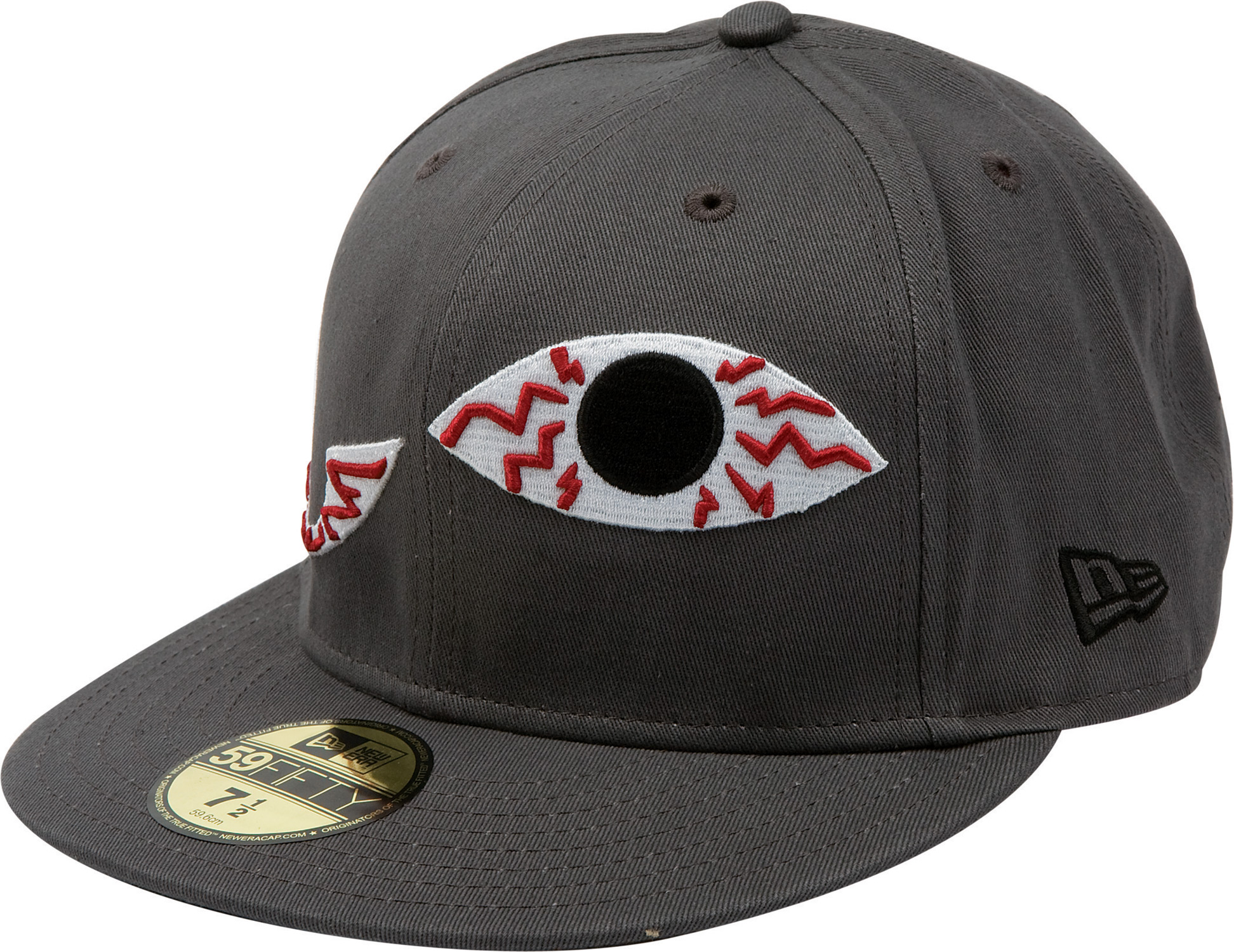 Forum Seeker New Era Cap Grey - $10.95