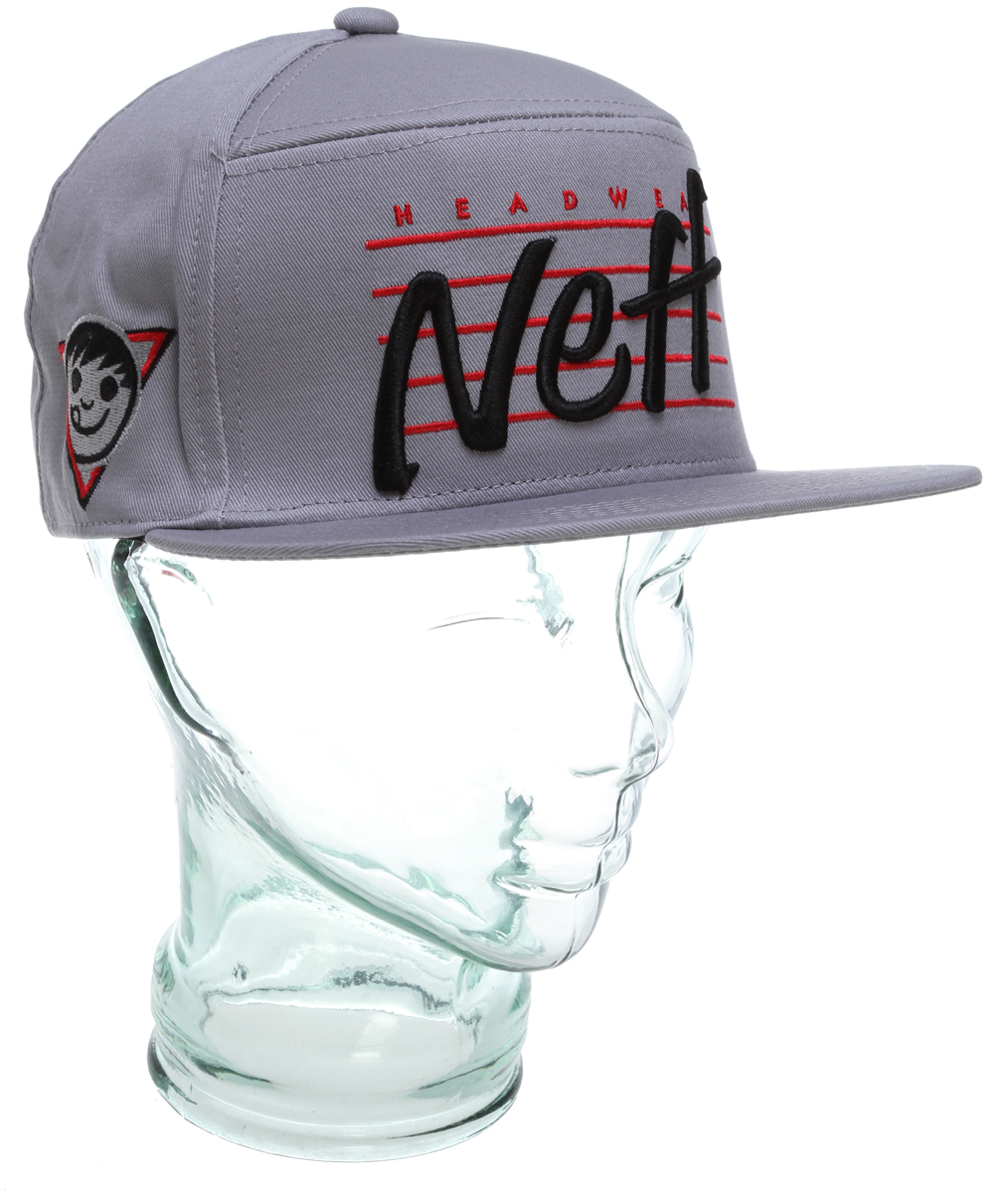 Skateboard Key Features of the Neff Vicer Cap: 100% Cotton Twill Adjustable - $14.99