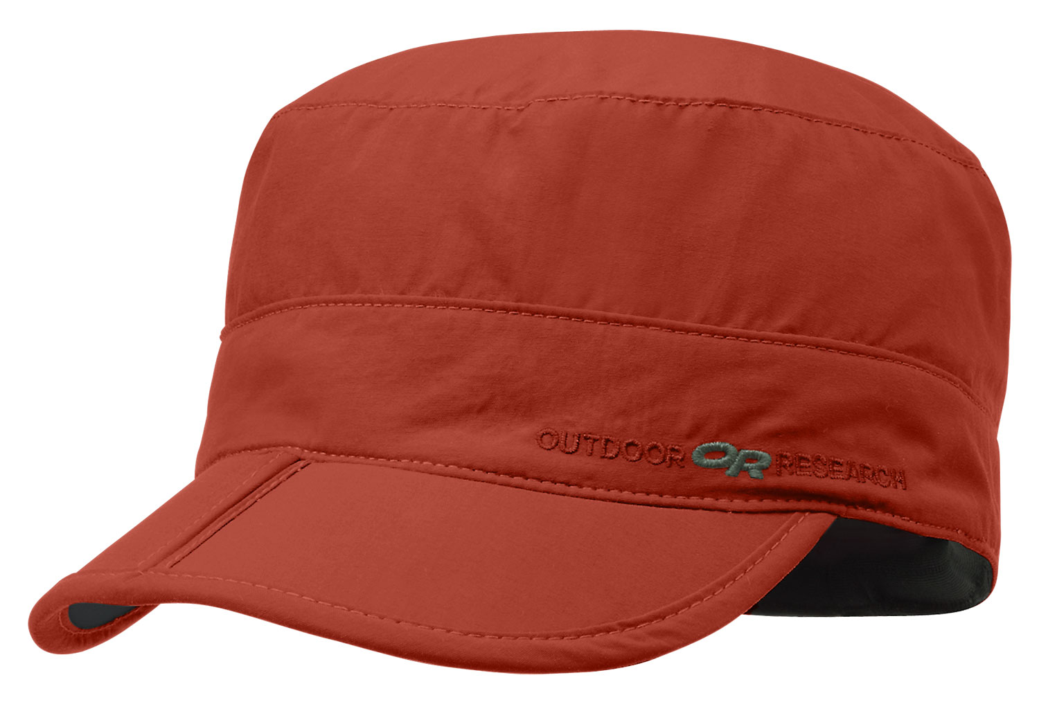 Key Features of the Outdoor Research Radar Pocket Hat: Supplex nylon fabric; UPF 30 + TransAction headband + Folding brim for easy storage in pocket - $19.95