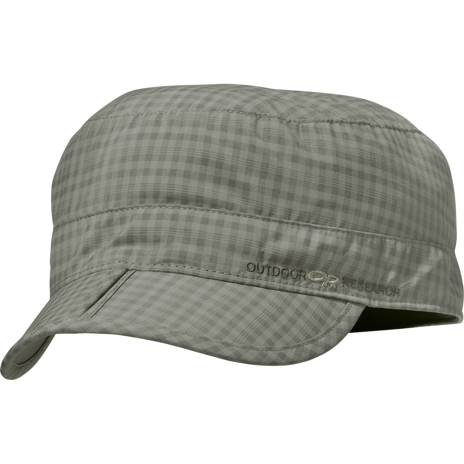 Key Features of the Outdoor Research Radar Pocket Hat: Supplex® nylon fabric; UPF 30 + TransAction™ headband + Folding brim for easy storage in pocket - $17.95