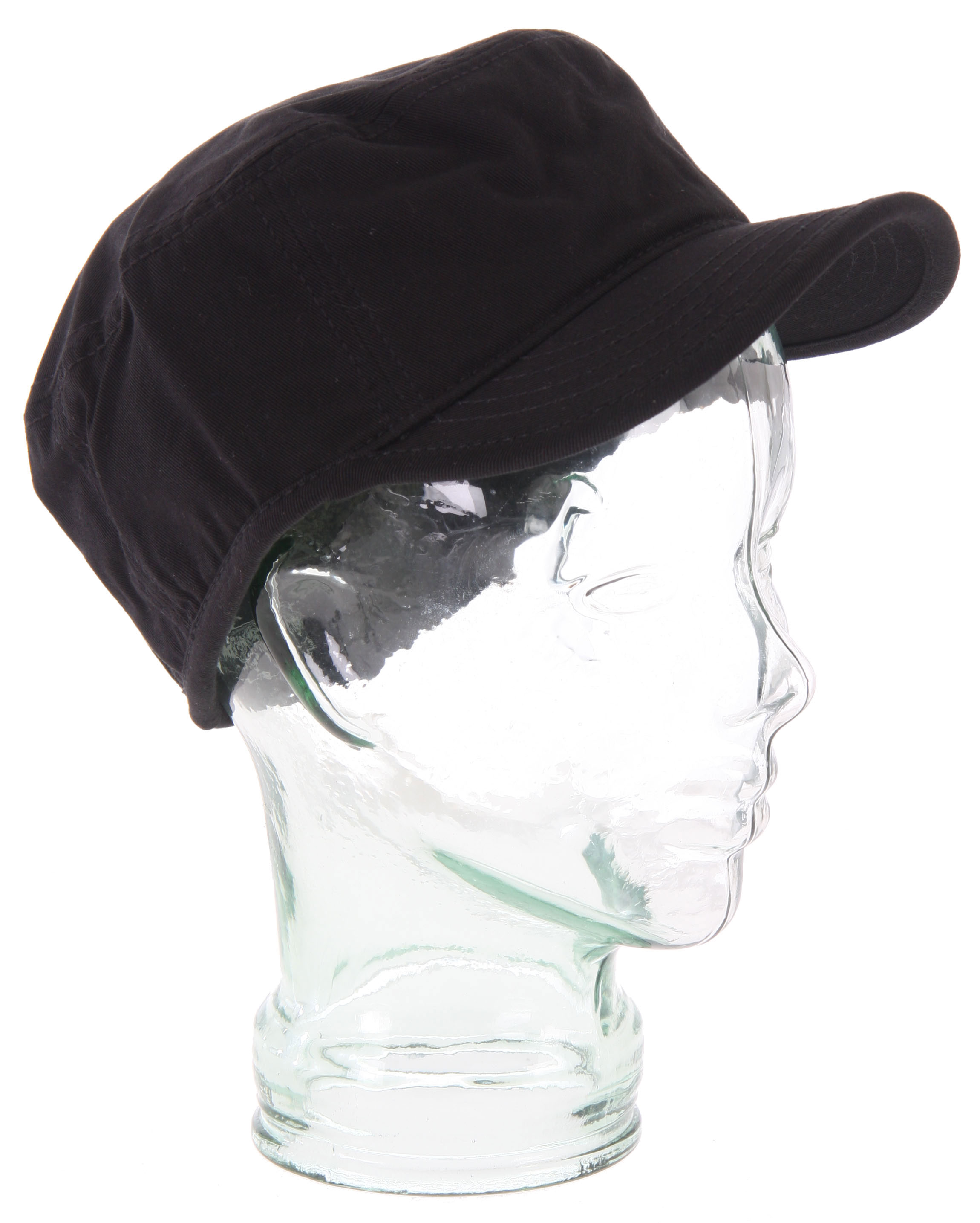 Planet Earth Johnston Hat Black - $11.17