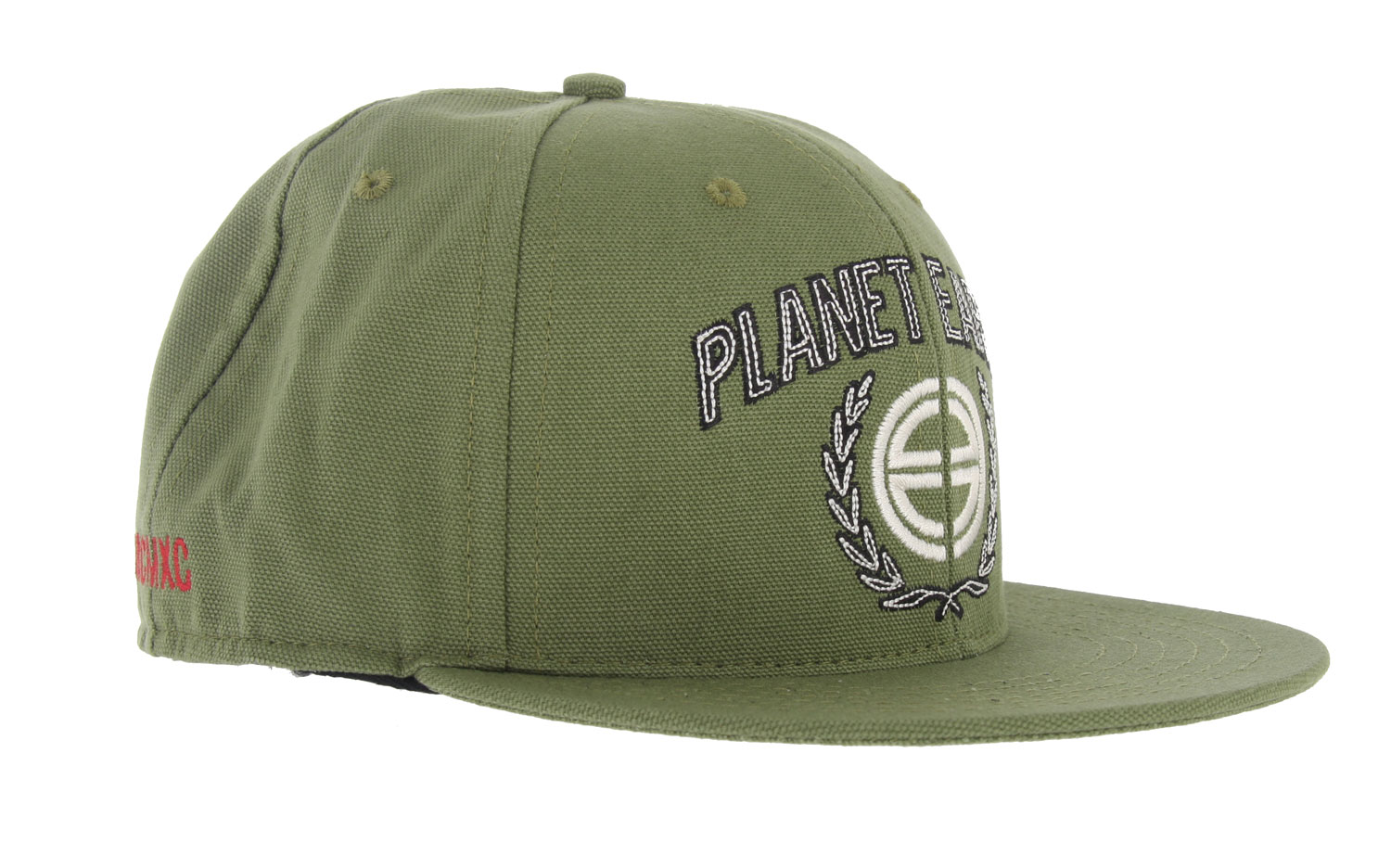 If you want to keep it simple and possibly even miss that chick flick the Planet Earth Logo Cap is for you. Not only will it keep that hair out of your eyes the Planet Earth Logo Cap brim can be pulled down so you don't have to watch that chick-flick and you still look stylish.Key Features of Planet Earth Logo Cap:Renewable or recycled materials in every piece - $10.35