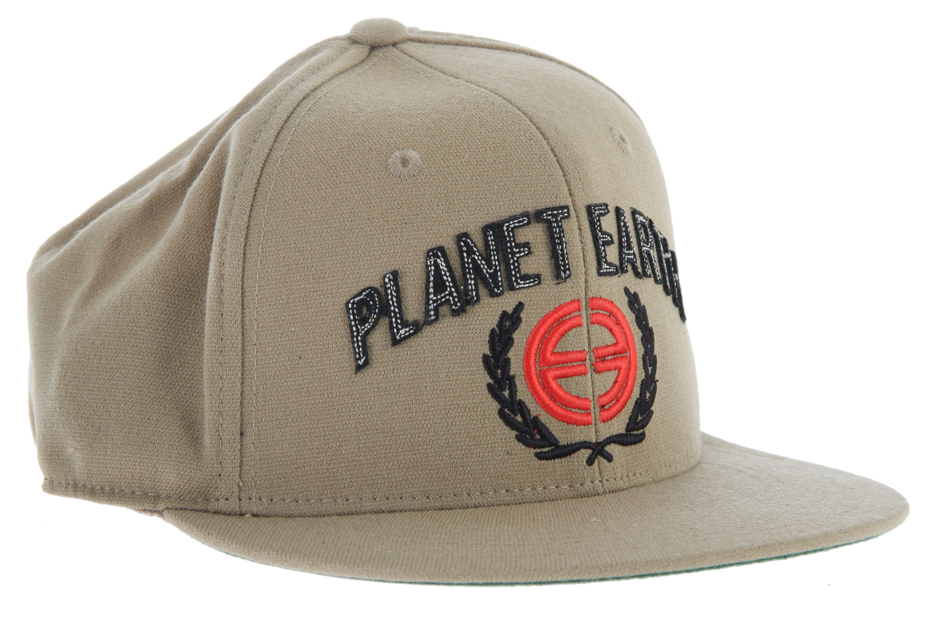 If you want to keep it simple and possibly even miss that chick flick the Planet Earth Logo Cap is for you. Not only will it keep that hair out of your eyes the Planet Earth Logo Cap brim can be pulled down so you don't have to watch that chick-flick and you still look stylish.Key Features of Planet Earth Logo Cap:Renewable or recycled materials in every piece - $6.95