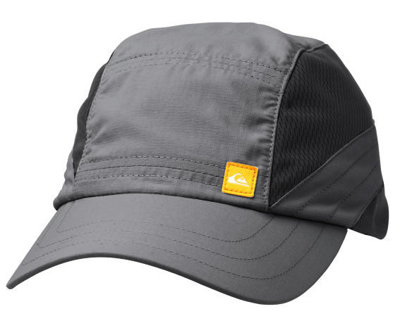 Surf The Quicksilver Polar Point Cap is a super comfortable fit.Key Features of the Quiksilver Polar Point Cap: Performance adjustable back 100% polyester - $17.95