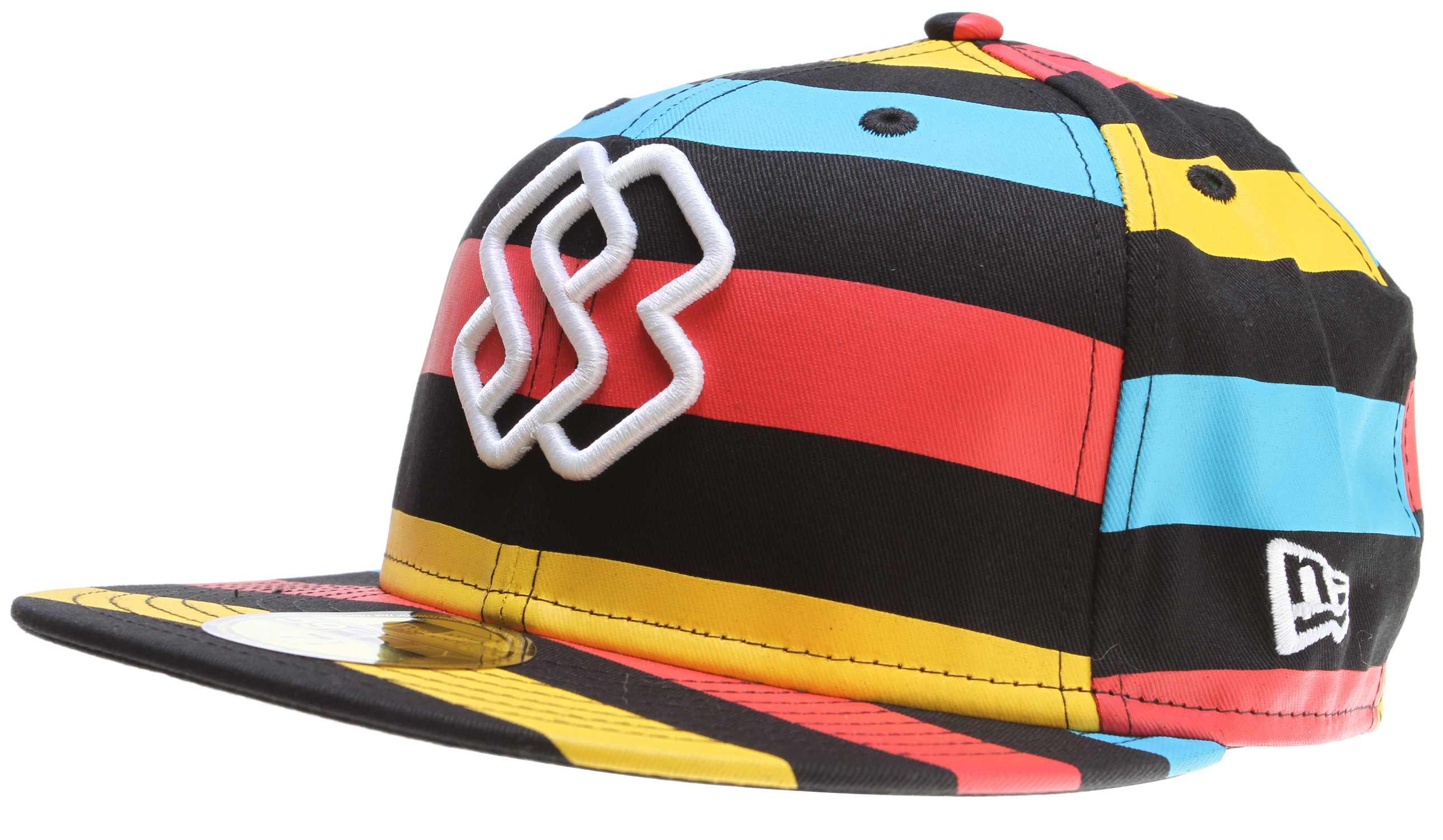 Special Blend Prime Time New Era Cap Primetime Stripes - $13.88