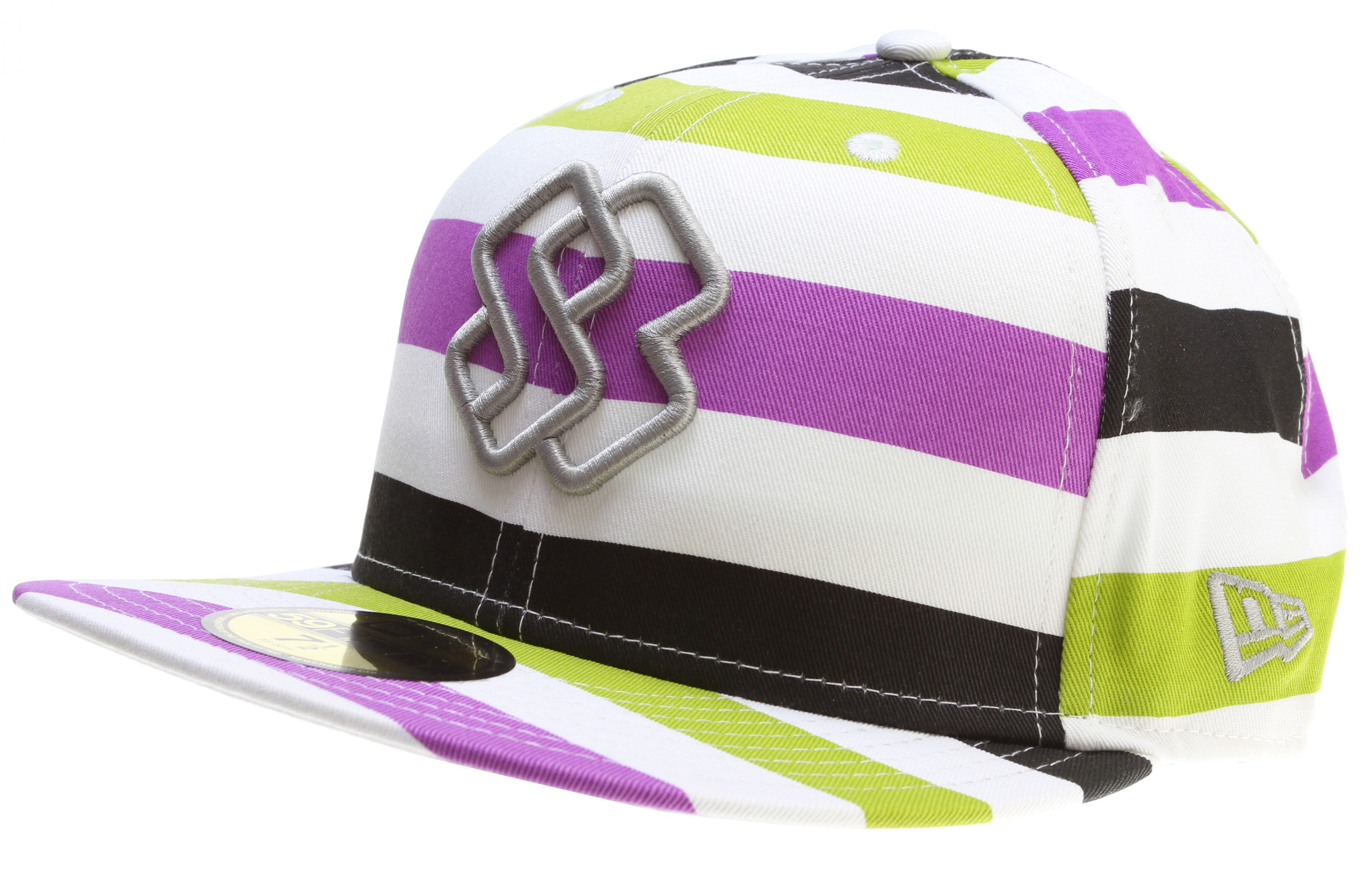Special Blend Prime Time New Era Cap Royal Stripe - $13.88