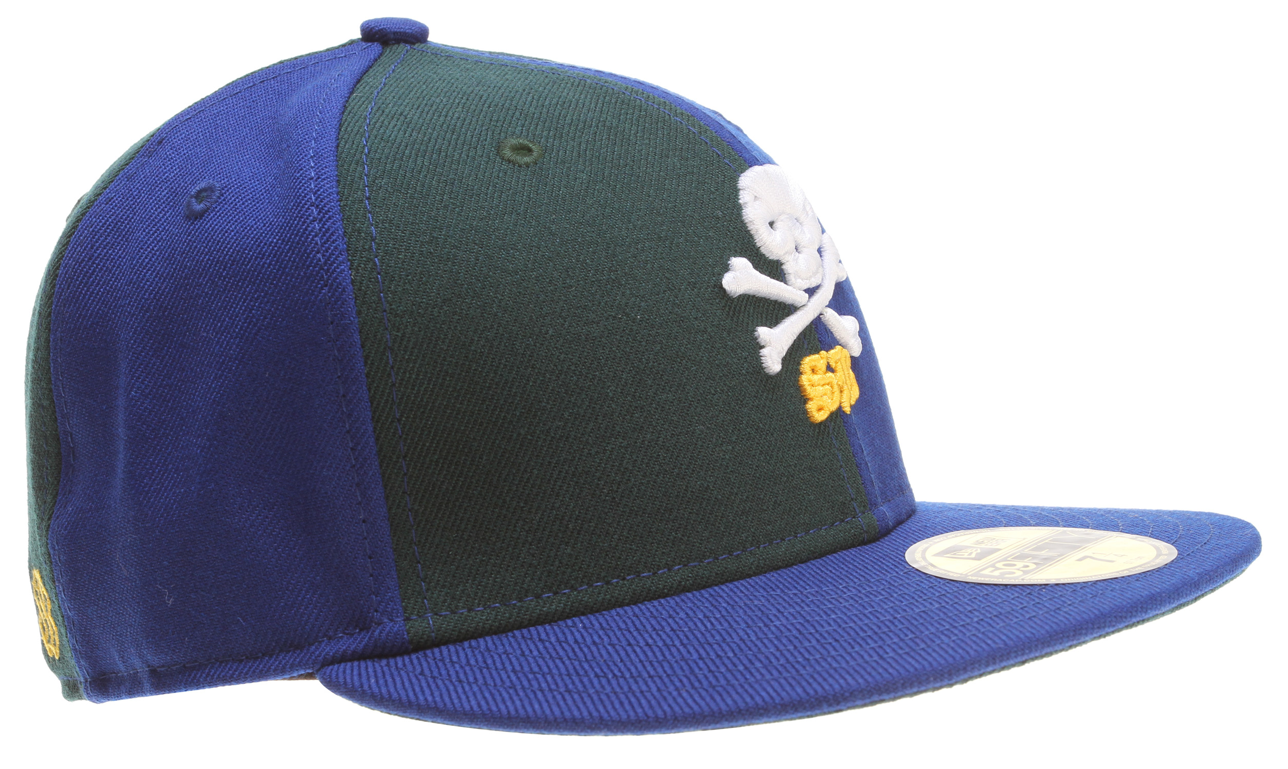 Special Blend Thugby New Era Cap Crew Green - $13.88