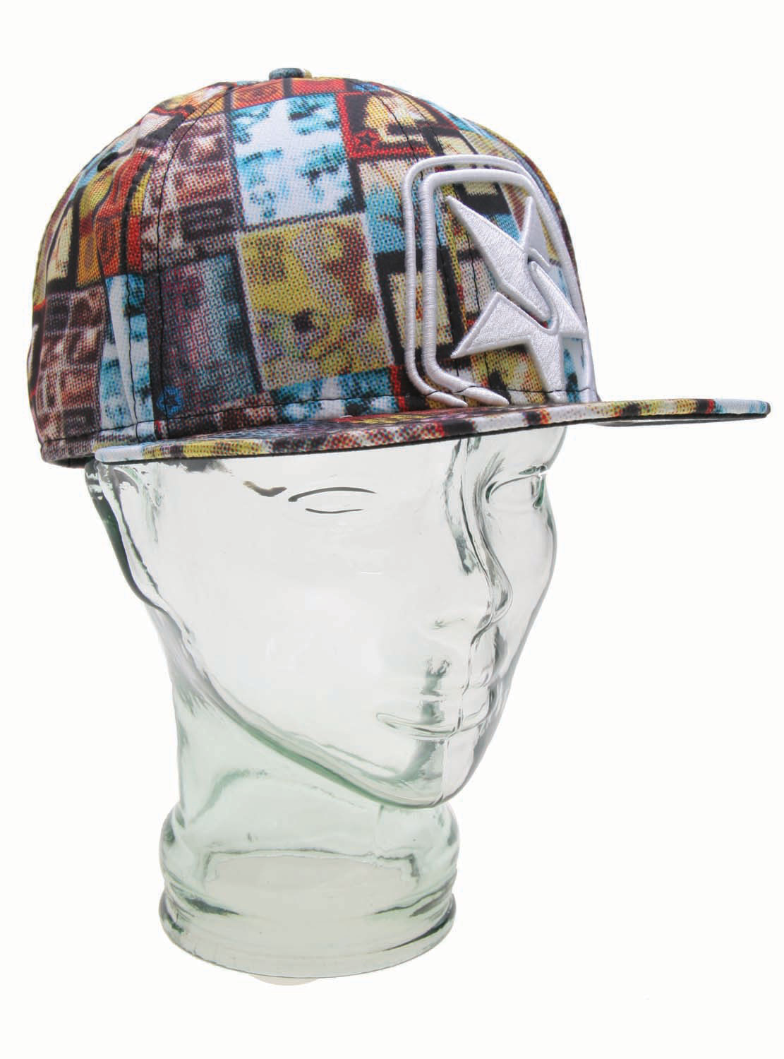 In search of a funky print, something opposite of ordinary? Here's an interesting cap, stylish and unique. The Sessions Pinups New Era Cap Pinups gives that modern touch of bold colors fused into bold prints offering a sense of style for any man. With its logo front and center, it's clear this cap will stand out from them all, attracting attention from all directions. It's a fitted cap, made with 100% cotton. Try it out. Be different.Key Features of The Sessions Pinups New Era Cap: New Era Fitted Ball Cap 100% Cotton - $6.95