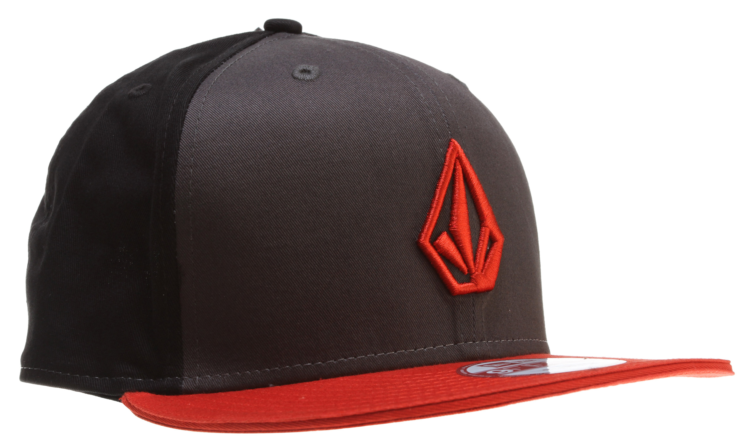 Surf Key Features of the Volcom NE Full Stone 9Fifty Cap: Signature adjustable hat from New Era™ High block structured crown 8 rows of visor stitching One size fits all - $17.95