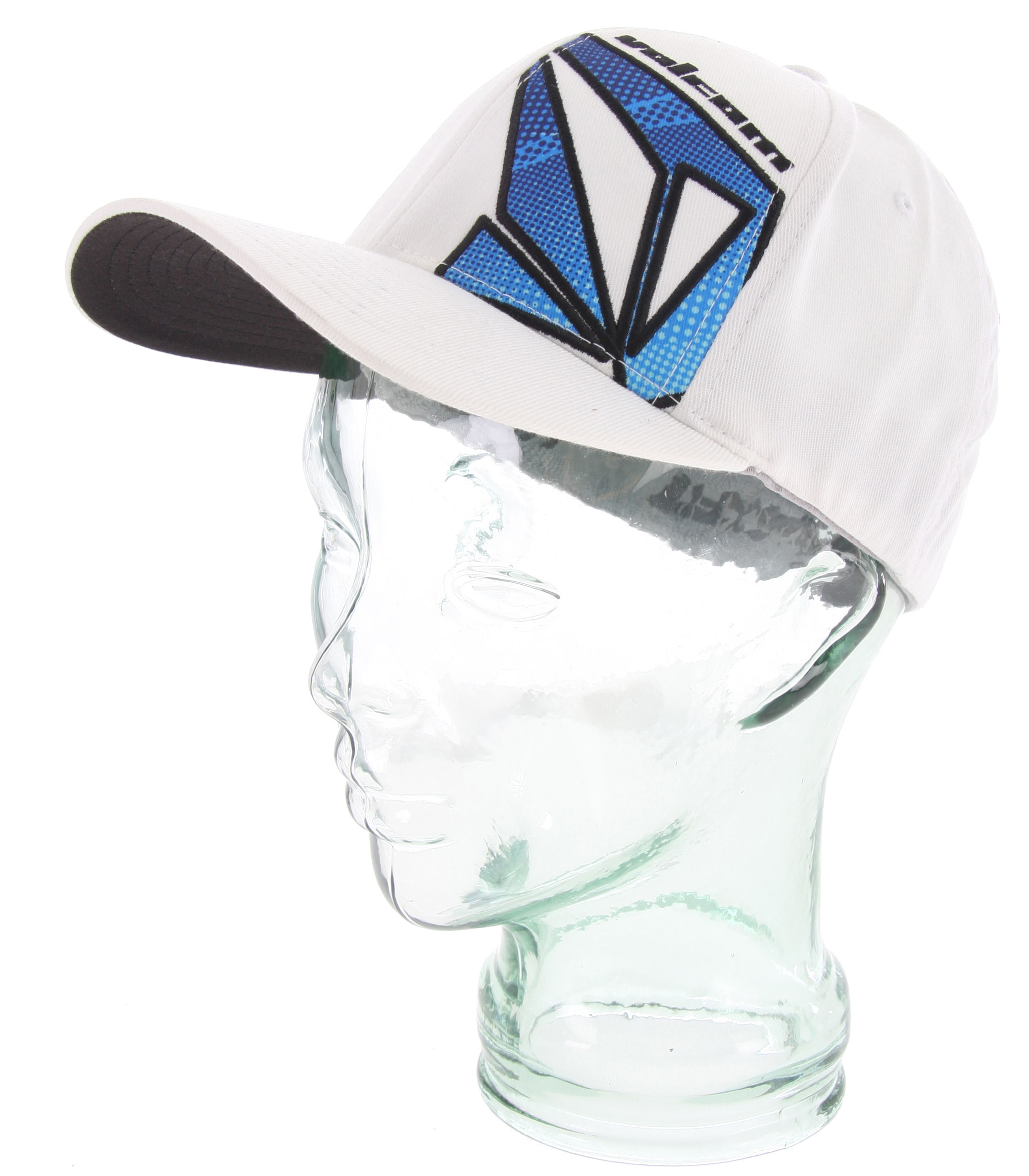 Surf Key Features of the Volcom The Alt Transplant 6277 Hat: 6 Panel 6277 Flexfit Hat 2-Color 'Volcom/Stone' Applique/Embroidery 63% Polyester/34% Cotton/3% Elastane - $26.95