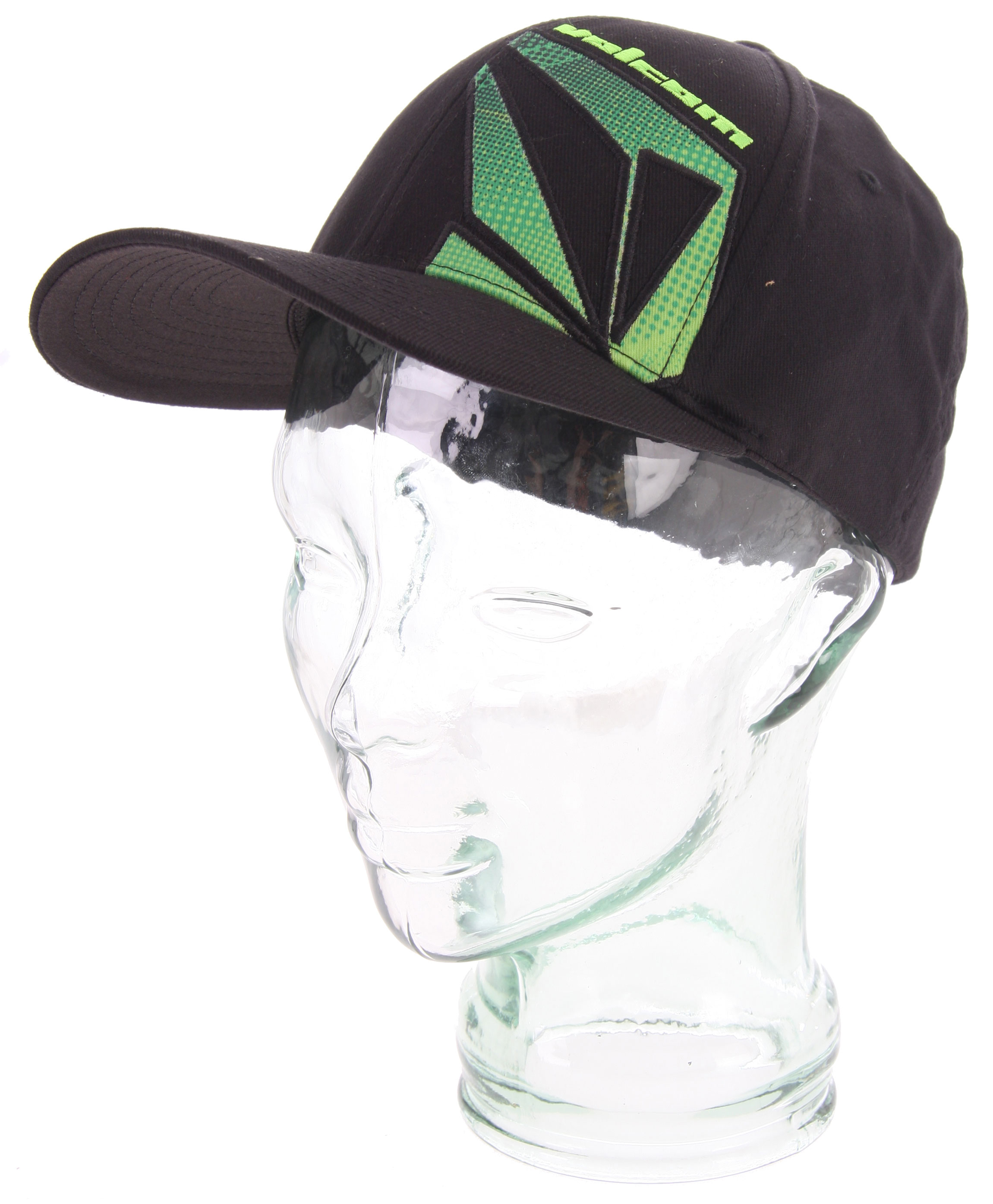 Surf Key Features of the Volcom The Alt Transplant 6277 Hat: 6 Panel 6277 Flexfit Hat 2-Color 'Volcom/Stone' Applique/Embroidery 63% Polyester/34% Cotton/3% Elastane - $17.95
