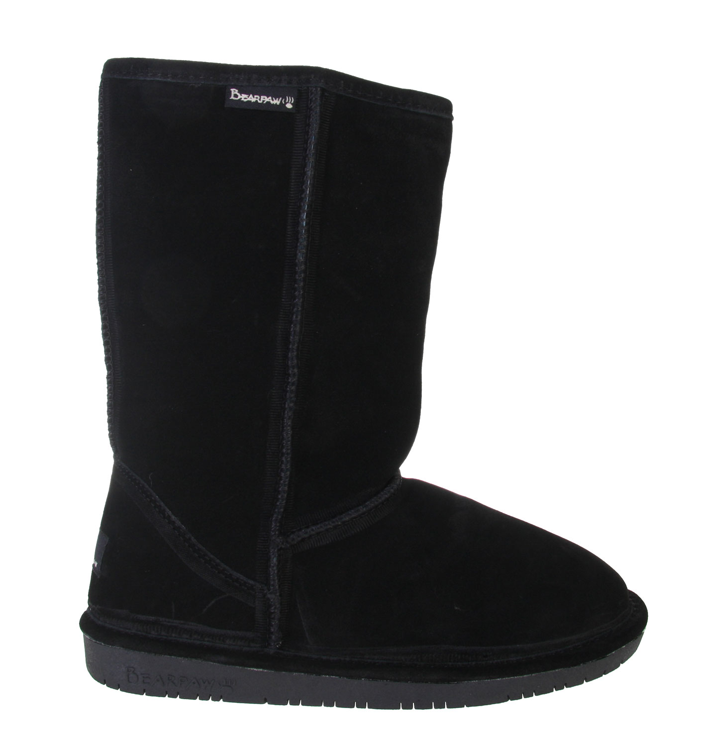Suede Sheepskin/Wool lining Sheepskin Footbed TPR Outsole - $59.95