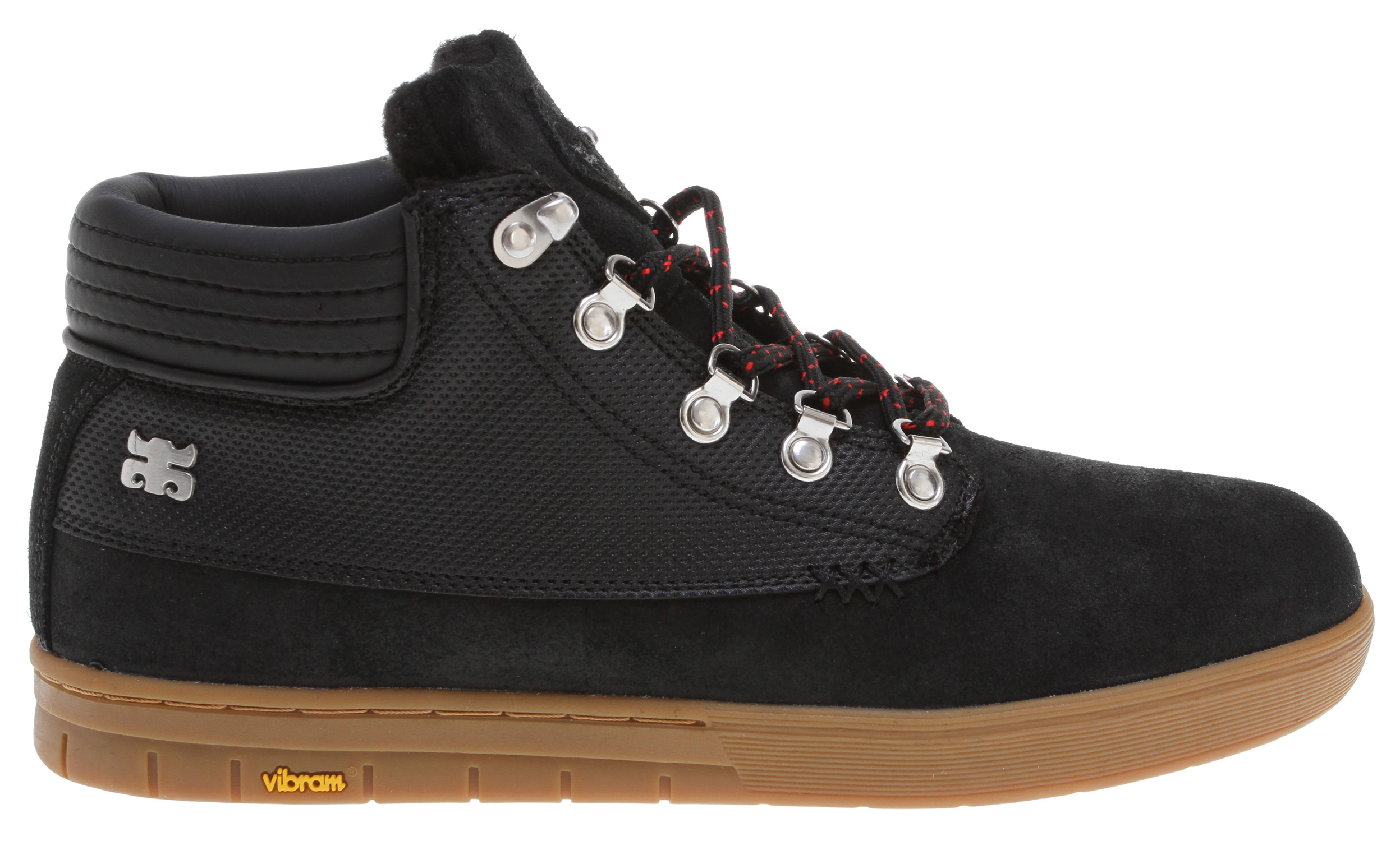 The Trenchtown is a new hybrid boot / shoe from IPATH featuring the Imprint outsole that was created exclusively for Ipath by Vibram.. With unique material and paneling details, the metal logo applique, and Vibram outsole, the Trenchtown is ready for the city streets in any weather. - $76.95