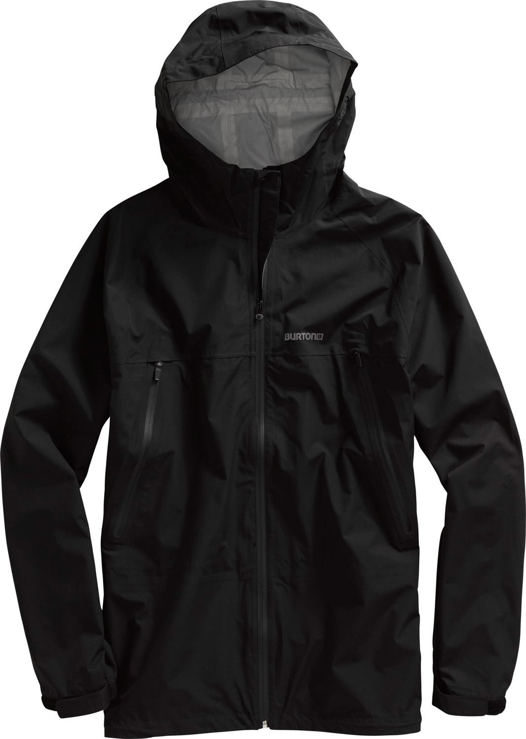 Snowboard Lightweight packable performance that will not guzzle your gas money.Key Features of the Burton 2.5L Slick Snowboard Jacket:  10,000mm Waterproof  10,000g Breathability  DRYRIDE Durashell  Lightweight, Packable Design  Fully Taped Seams  Fulltime Contour Hood  Adjustable Cuffs  Printed Waterproof Zippers - $77.95