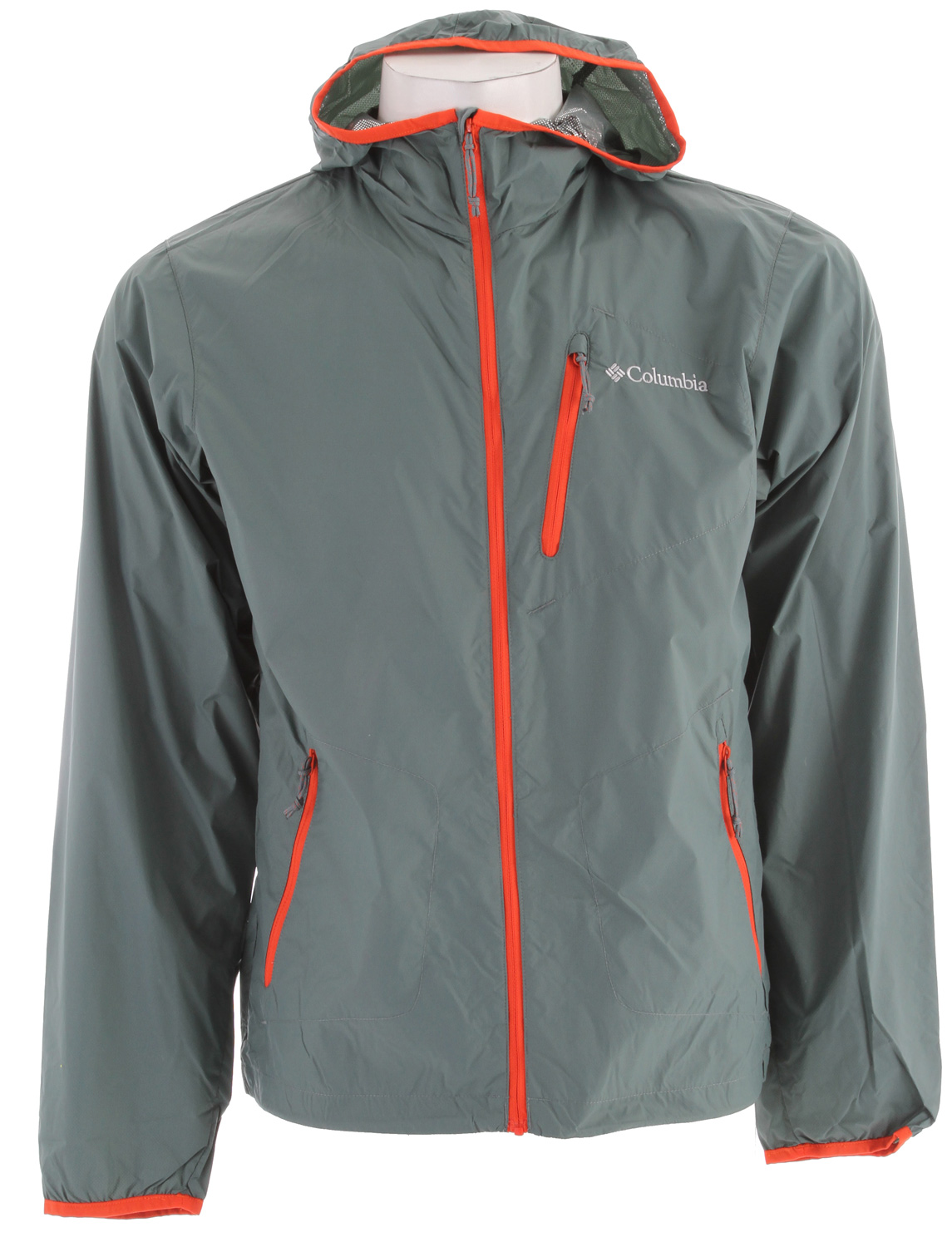 Columbia Trail Fire Jacket Metal/Bronco - $68.95
