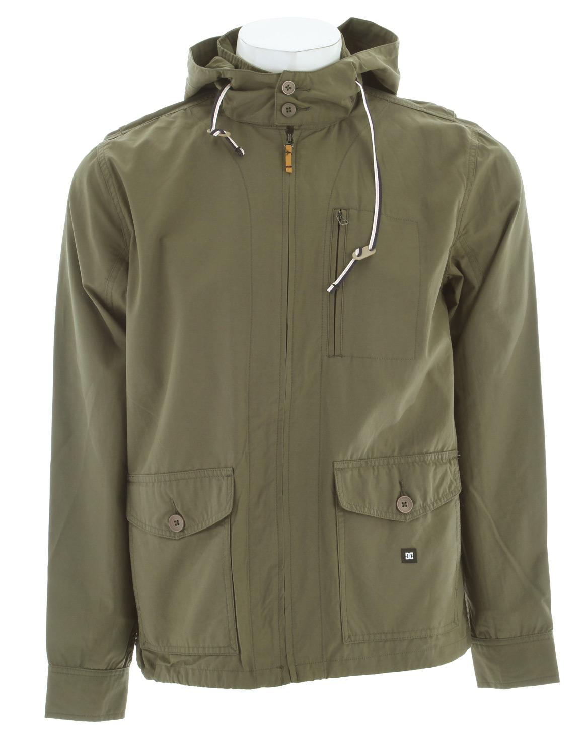 DC Allegiance Jacket Dusty Olive - $41.95
