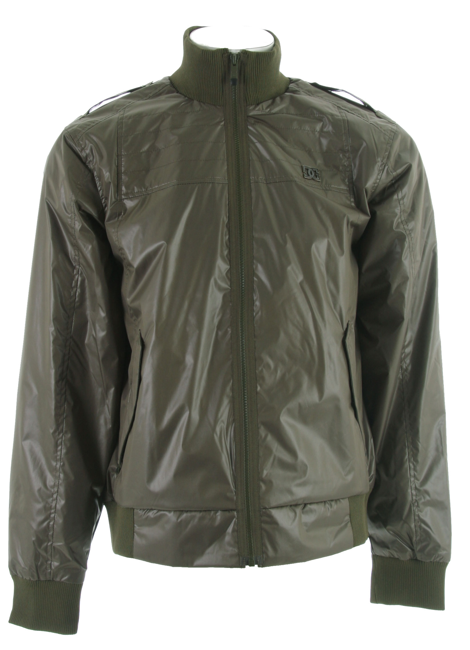 DC Bryce P Jacket Olive Night - $31.95