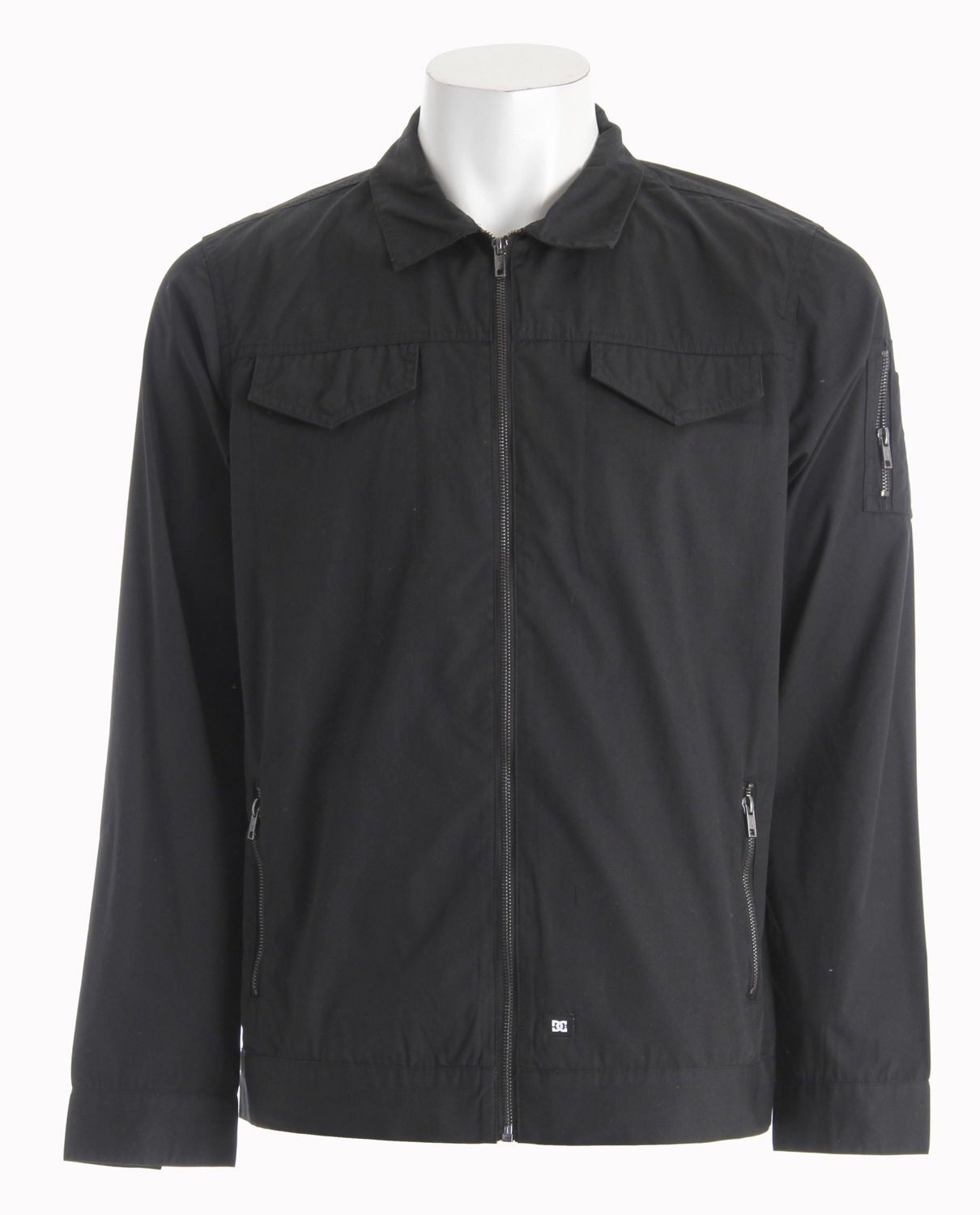 DC Generator Jacket Black - $30.95