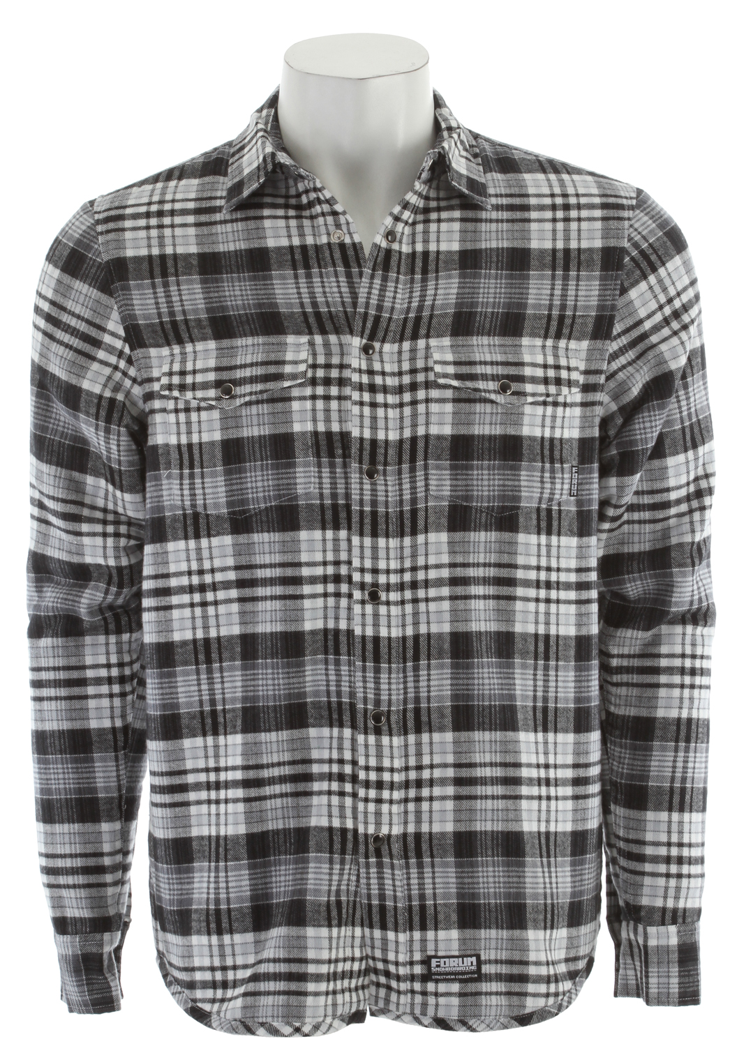 When you need to stay warm no matter the season, you can count on Forum PJ Insulated Flannel! Made from 100% cotton and lined with fleece, this shirt will keep you comfy and toasty to the max! With a regular fit, you don't have to worry about it being too tight or having lots of excess material! Great for every day, casual wear or even for travel. Anytime you need to stay comfortable and keep warm, the Forum PJ Flannel will be there for you!Key Features of the Forum PJ Hoodie:  Flannel   100% cotton  Fully lined with sherpa fleece - $35.95