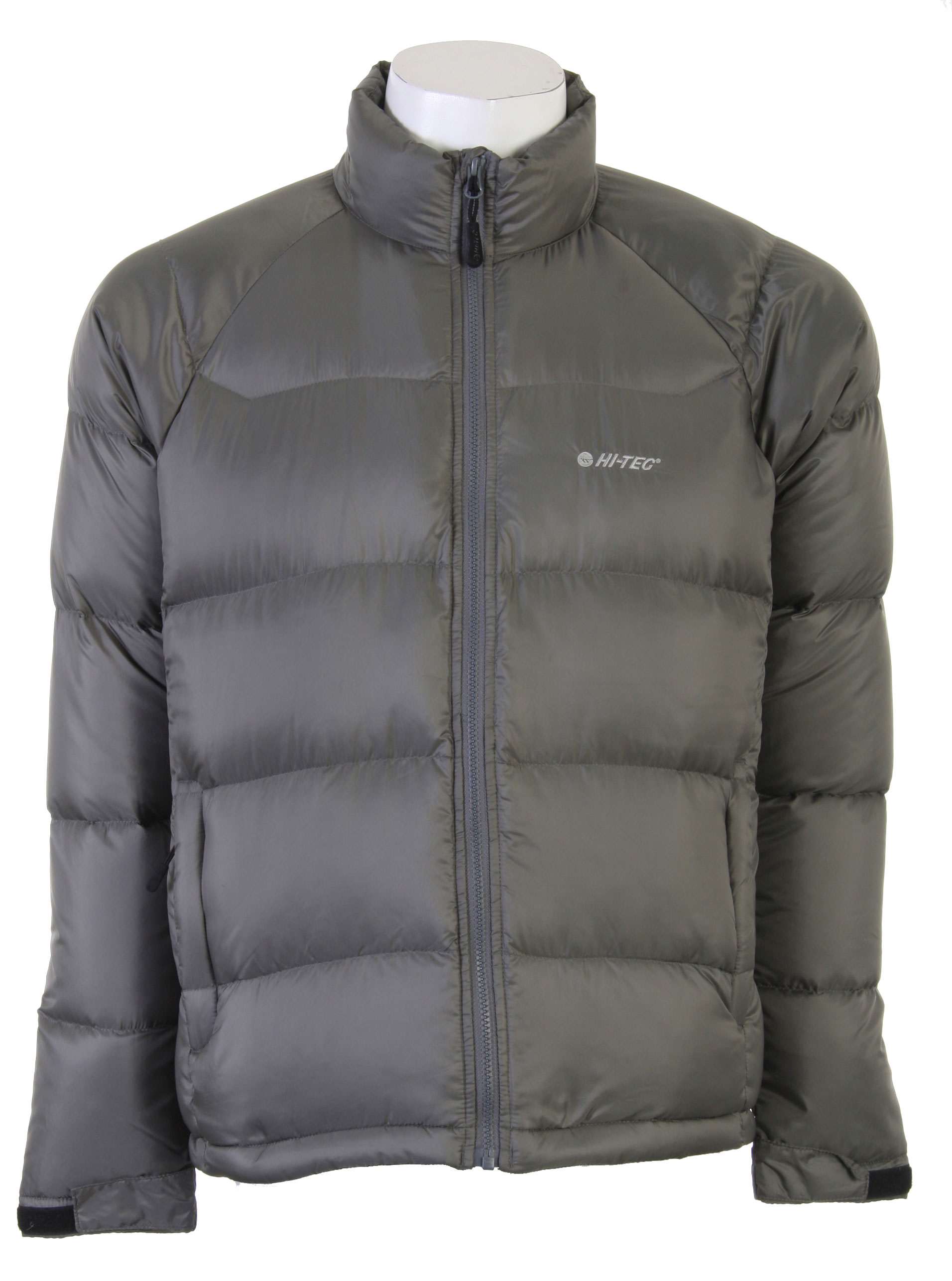 For outerwear stylish enough for the street but built to hold up to the slopes, consider the Hitec Alpine Start Parka Jacket. This puffer-style jacket in 40D Ripstop polyester, inside and out, gives you the tough weather-beating power that goes into making parachutes. Wearer comfort is ensured by down insulation to keep out the cold, plus inner and outer pockets that include zip-close hand warmers. Hitec added an easy to access drawcord at the hem of the Alpine Start Parka for single-handed adjustment when you've got your hands full having fun in the snow.Key Features of the Hitec Alpine Start Parka Jacket: 2 Zippered Hand Warmer Pockets 2 Interior Pockets Single Hand Drawcord Adjustable Hem Shell: Featherweight 100% Polyester 40D Ripstop Lining: 100% Polyester 40D Down Proof Ripstop Insulation: 550 Fill Power Down - $70.95