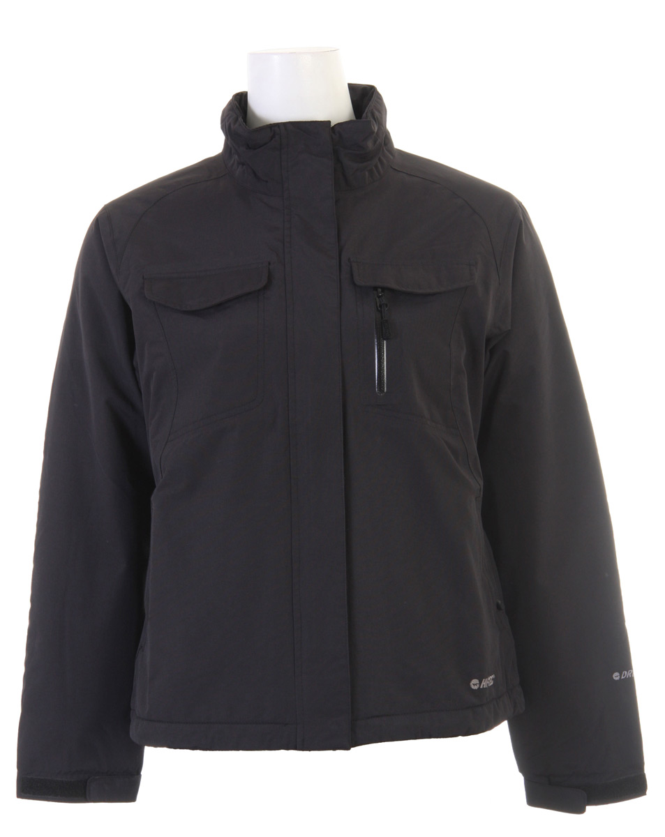 Hi-Tec Cruise Trail Parka Jacket Black - $69.95