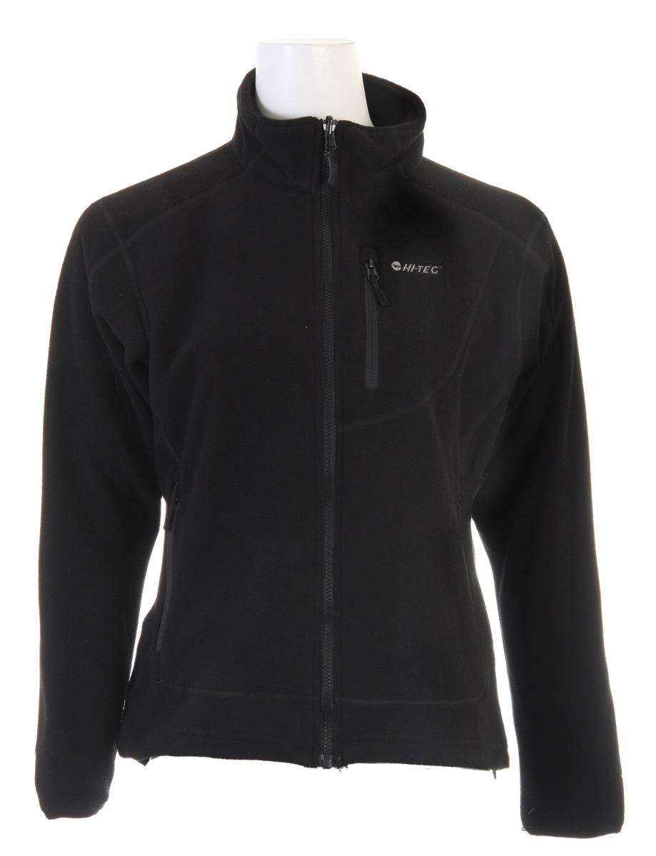 For a comfortable layering piece that's as warm as the name sounds, check out the Hi-Tec Fire Island Fleece Jacket for women! Made from warm and soft 260g polyester micro-fleece, the Fire Island also has plenty of pockets to store your essentials. Warm up this season with the comfortable insulation of the Hi-Tec Fire Island Fleece!Key Features of the Hi-Tec Fire Island Fleece Jacket:  2 Zippered Hand Warmer Pockets  Zippered Chest Pocket  100% Plyester 260G Micro- Fleece - $40.95