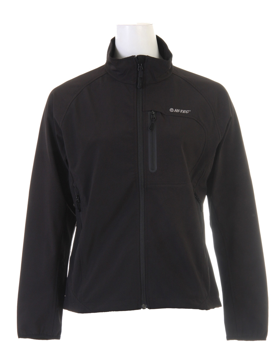 Here's a casual yet practical piece of clothing every woman needs in her wardrobe. It's winter time and it's time to layer on. With the Hitec Misty Mountain Softshell Jacket, feel warm with this softshell jacket. Providing ultra comfort, its lightweight construction is ideal for everyday wear. It's windproof making this a necessity during windy, winter days.Key Features of the Hitec Misty Mountain Softshell Jacket: 2 Zippered Hand Warmer Pockets Reverse Coil Zippers Single Hand Drawcord Adjustable Hem Shell:92% Poly 8% Spandex 3L Windproof Softshell Lining: Brushed Tricot - $53.95
