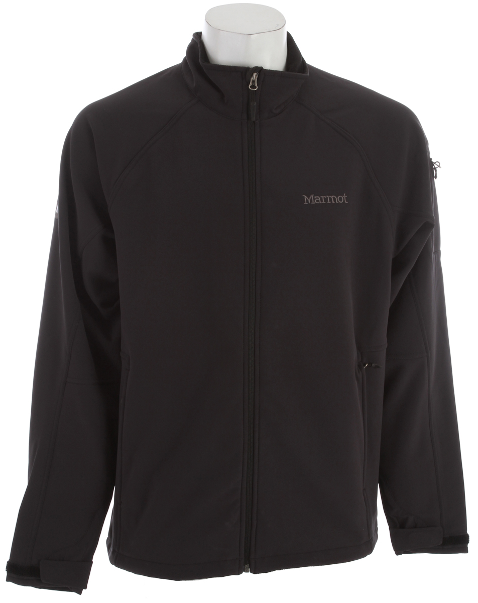 Marmot Gravity Softshell Jacket Black - $119.95