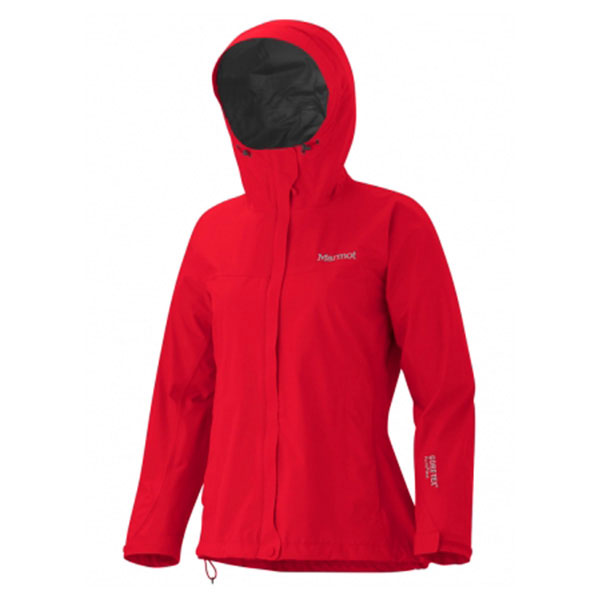 "Key Features of the Marmot Minimalist Jacket: Weight 0lb 14.4oz (408g) Materials GORE-TEXPaclite100% Polyester 3.6 oz/yd GORE-TEX Paclite: Guaranteed to Keep You Dry 100% Seam Taped PitZips Attached Adjustable Hood Zippered Hand Pockets Storm Flap over Zipper with Snap/Velcro Closure Elastic Draw Cord Hem DriClime Lined Chin Guard Angel-Wing Movement 27 1/4"" Center Back Length for Size Medium - $139.95"