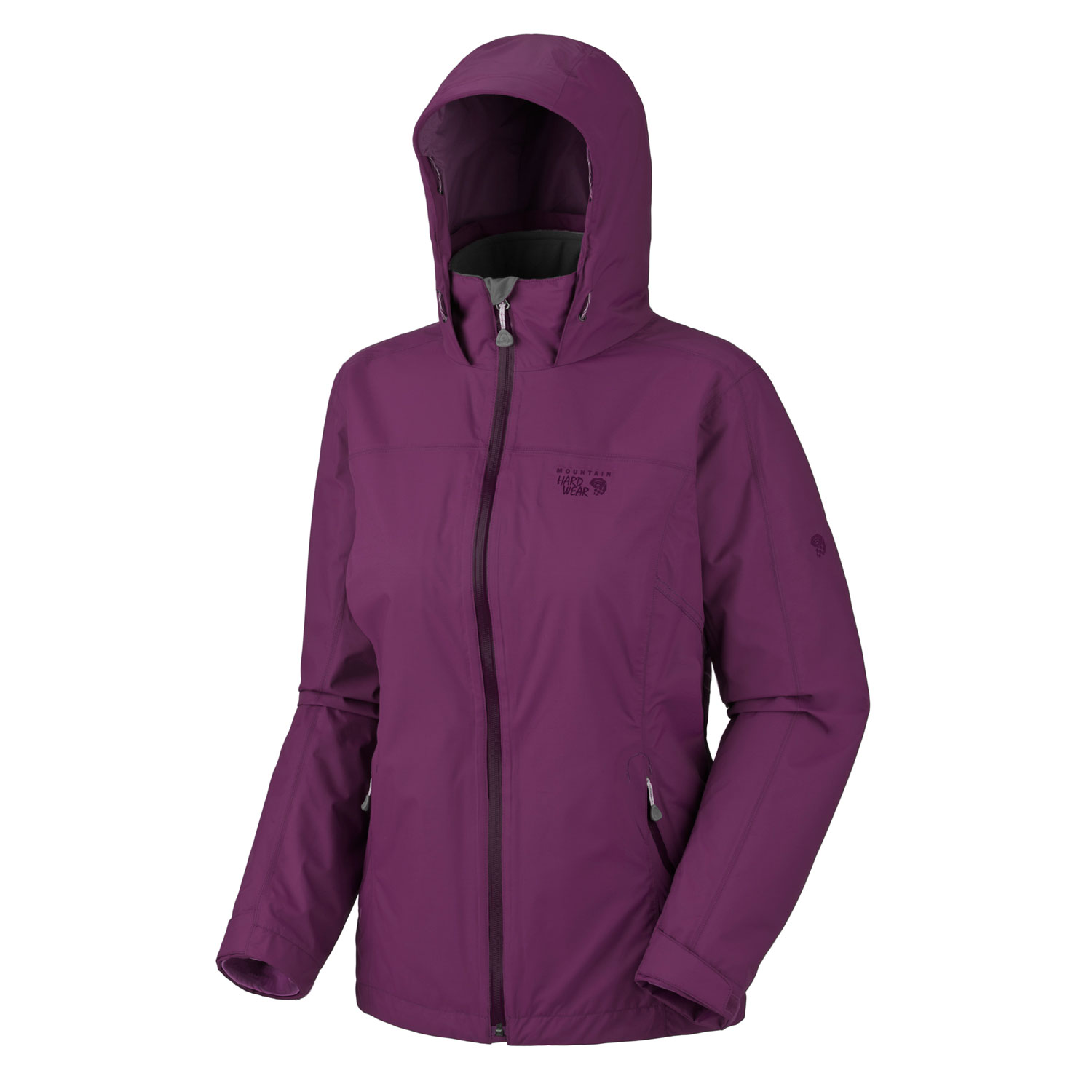 Mountain Hardwear Anaka Trifecta 3-In-1 Jacket Bramble - $178.95