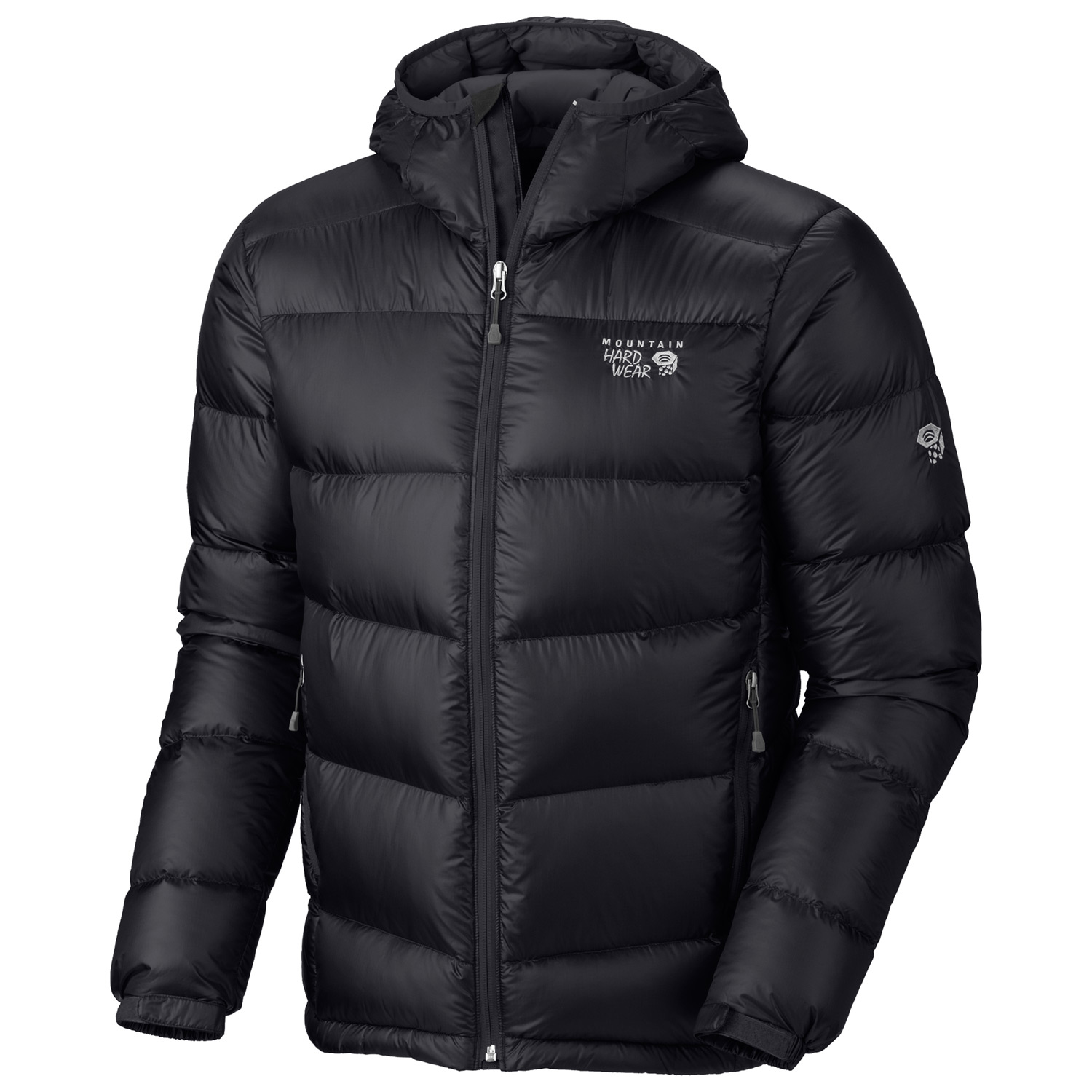 Looking for the right winter route? You'll want to make sure you're in the right jacket first. This lofty 650-fill goose down jacket has incredible ripstop nylon and DWR for abrasion and water resistance on even the toughest winter lines. Lightweight fabric and plenty of lofty 650-fill down. This jacket will keep you warm and moving quickly up the mountain.Key Features of the Mountain Hardwear Kelvinator Jacket: 20D Nylon Rip (100% nylon) 650-Fill Goose DownTwo front handwarmer pockets Dual hem drawcords seal in warmth Full elastic cuffs slide easily over layers to seal in warmth Low profile, insulated hood Micro-Chamois-lined chin guard prevents zipper chafe - $265.00