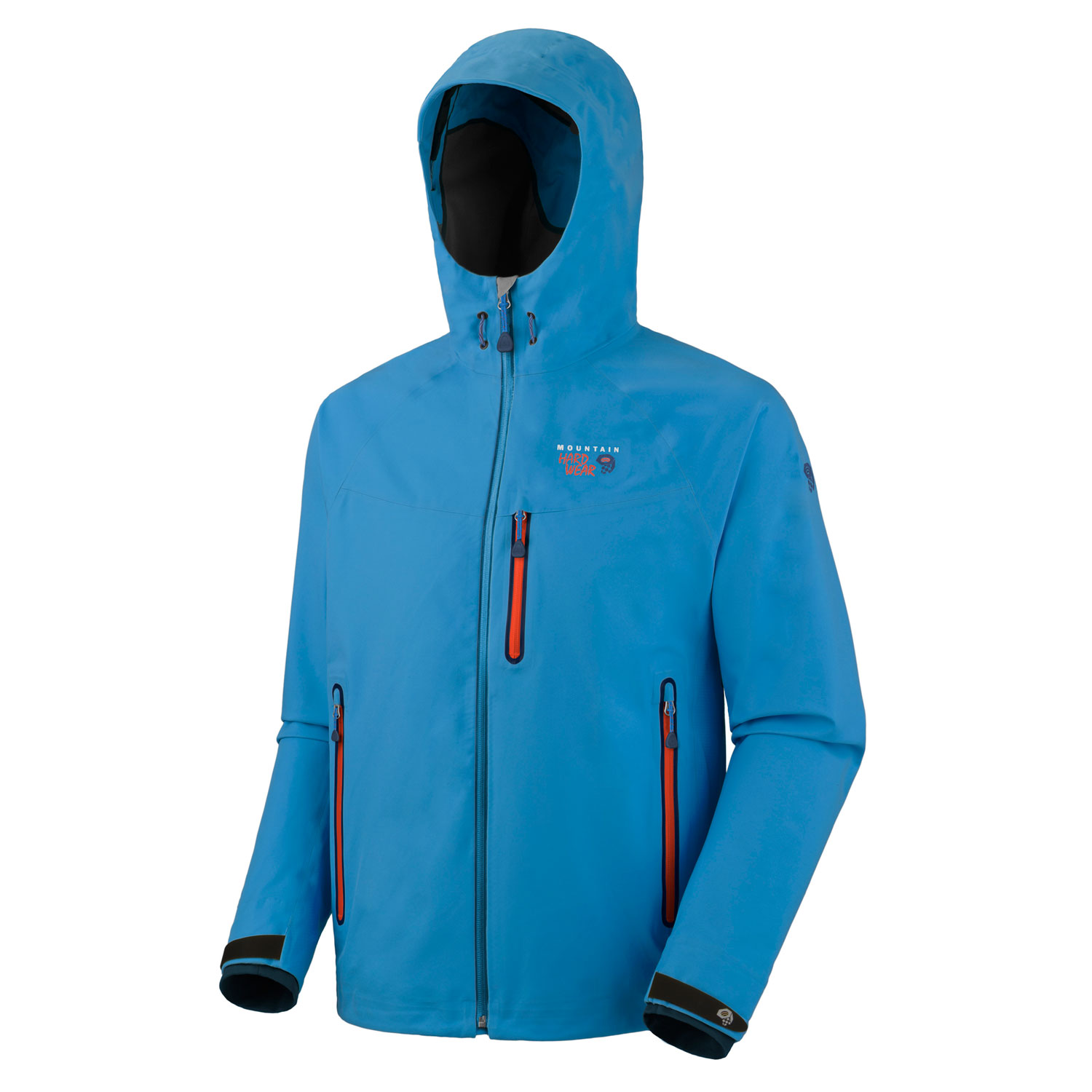 Mountain Hardwear Kepler Softshell Jacket Blue Horizon - $220.95