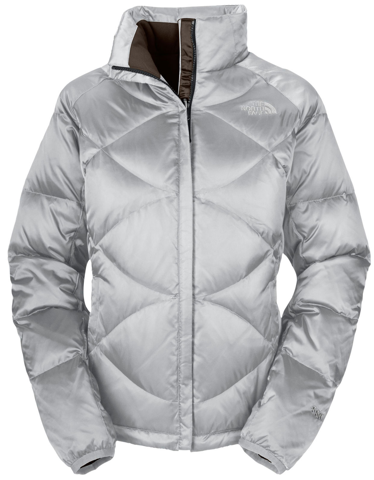 "Key Features of The North Face Aconcagua Jacket: Fabric: body: 50D 94.9 g/m2 (2.8 oz/yd2) satin nylon with DWR insulation: 550 fill goose down Avg Weight: 710 g (25 oz) Center Back: 25"" Luxurious, down-filled, insulating jacket constructed for warmth and comfort. Standard fit Brushed internal collar Internal security pocket Two hand pockets Hem cinch-cord - $119.95"