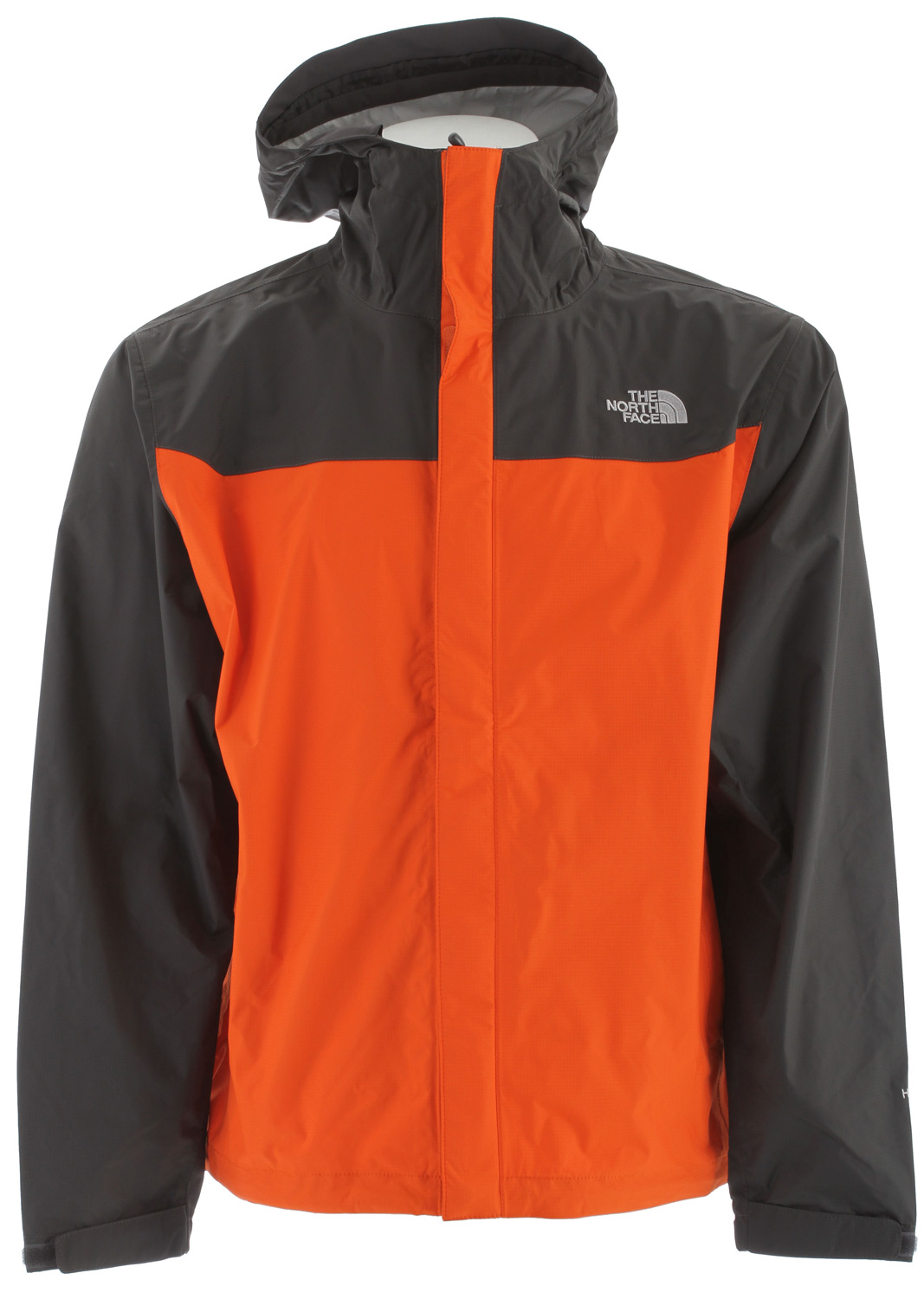 Editors of Backpacker Magazine awarded this jacket recognition for its eco-conscious construction. Made of an environmentally friendly membrane, this waterproof, breathable outer layer with modern lines will protect you from rain year round. Features zippered underarm vents for maximum air flow, an attached adjustable hood with a drawcord, and a center front zip and Velcro closure. HyVent is a superior waterproof, breathable technology that uses a polyurethane (PU) coating for a multi-layer formula that provides waterproof protection, moisture permeability and durability. All of the HyVent variations are waterproof. Lab tested. Athlete approved. - $68.95