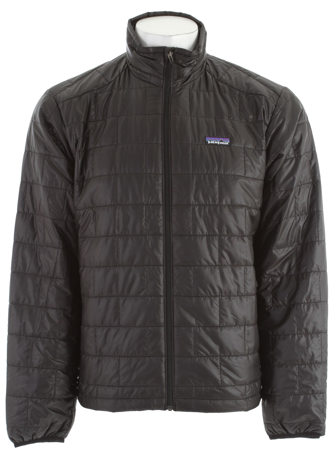 The Patagonia Nano Puff Jacket is warm, incredibly lightweight, highly compressible, and can be worn as insulation or outerwear in cold climates. Its windproof and water-resistant 100% recycled polyester shell is isulated with 60-g PrimaLoft One polyesterKey Features of the Patagonia Nano Puff Jacket: Lightweight recycled polyester ripstop shell with a Deluge DWR (durable water repellent) finish Lightweight 60-g PrimaLoft One polyester insulation provides excellent warmth and compressibility Unique quilt pattern holds insulation in place, which promotes durability and longevity Pockets: Two zippered handwarmers; one internal zippered chest pocket, doubles as a stuff sack and has a carabiner clip-in loop Dual-adjust drawcord hem seals in warmth Regular fit (12.5 oz) 354 g Fabric: Shell: 1.15-oz 15-denier 100% recycled polyester. Insulation: 60-g PrimaLoft One polyester. Lining: 1.45-oz 22-denier 100% recycled polyester. Shell and lining have a Deluge DWR finish. - $138.95