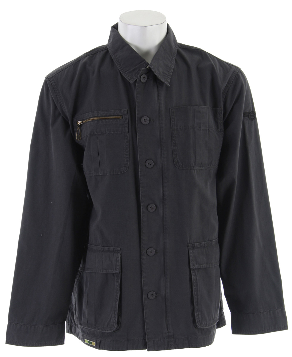 Planet Earth Williams Jacket Asphalt - $35.89