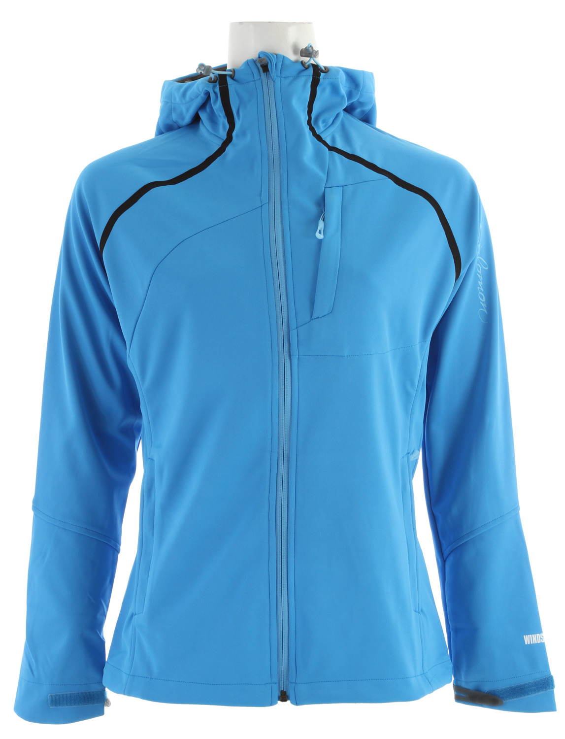 Camp and Hike Salomon Quest Hoody Windstopper Jacket - $137.95