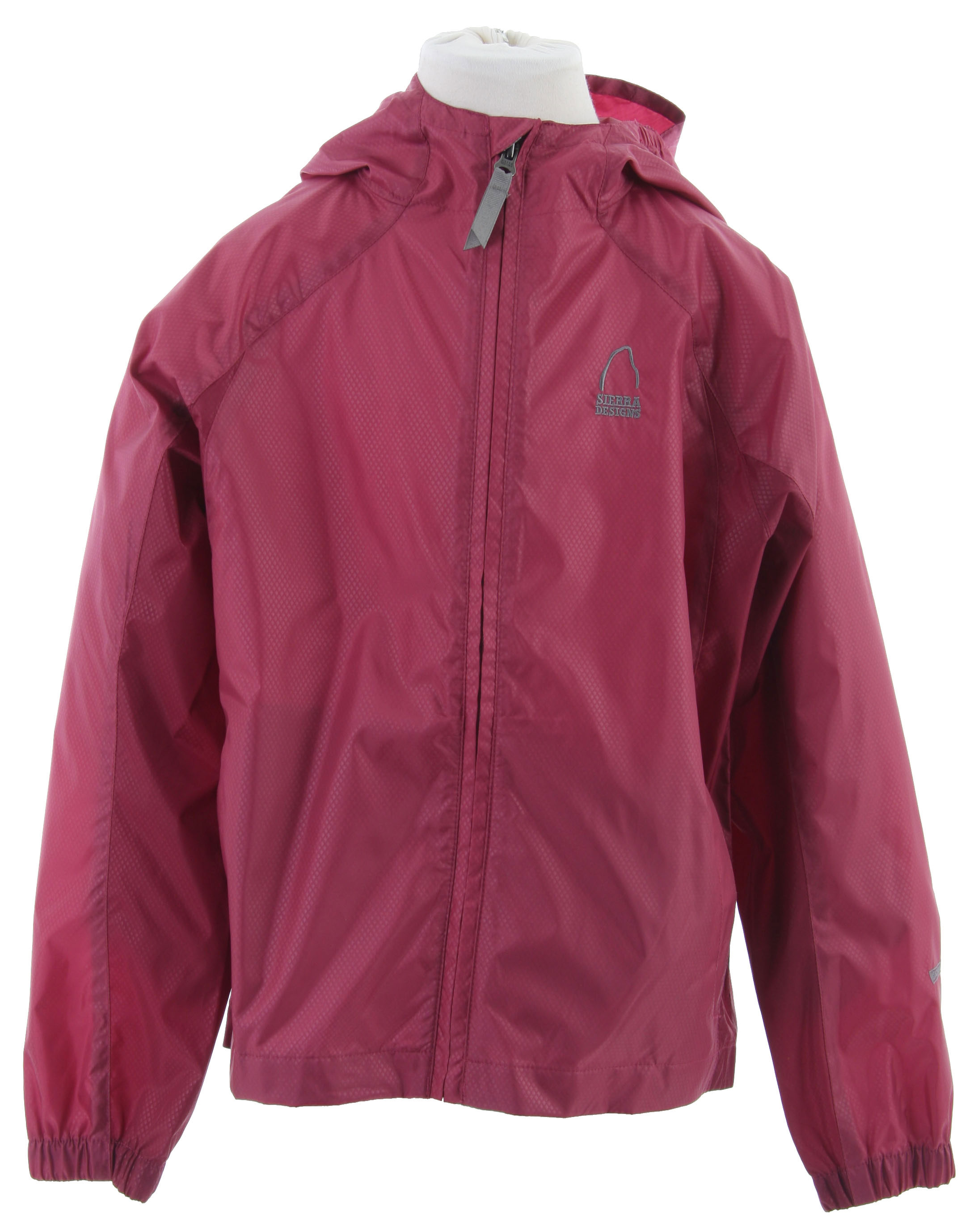 "An unbeatable value, Sierra Designs Microlight Girl's Shell Jacket is a versatile jacket insulates with a fast wicking, polyester lining. Perfect for a family trip, layering, on the trail, or on the playground.Key Features of the Sierra Designs Microlight Girl's Shell Jacket: Reverse Coil Center Front Zipper 2 Hand Pockets 1 Zippered Interior Chest Pocket with Earbud Portal Elastic Cuffs Includes Stuff Sack 100% polyester brushed tricot lining Center Back Length 23"" (M) Weight 13 oz Microlight Accelerator (800 WP) 100% Polyester, Water-Resistant Finish, Shell: 3.04 oz/yd; (103 g/sqm), Lining: 2.54 oz/yd; (86 g/sqm) - $20.95"