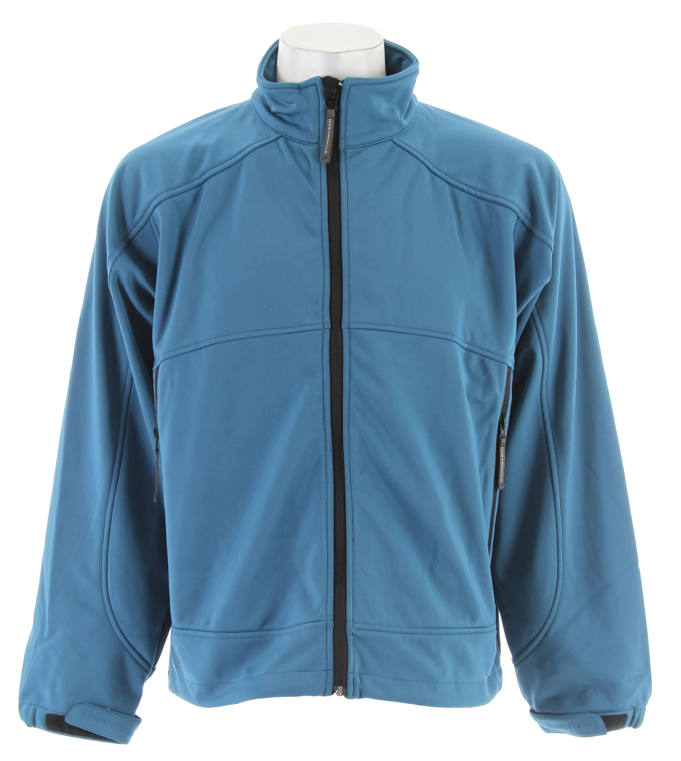 Highly waterproof and breathable, the Cirrus Bonded Shell will have you smiling all the way to the top, even when the mercury drops. Look good with clean styling and feel good with added stretch for mobility.Key Features for the Stormtech Cirrus H2X Bonded Shell Jacket: 5,000mm Waterproof 3,000g Breathability H2X 5,000mm Waterproof / 3,000gm2 Breathable Technology Bonded Micro-Polyester Shell Waterproof Zippers with Puller Garage Laser-Cut Welded Adjustable Cuffs Adjustable Single-Hand Draw Cord at Waist Inside Facing Draft Flap - $35.95